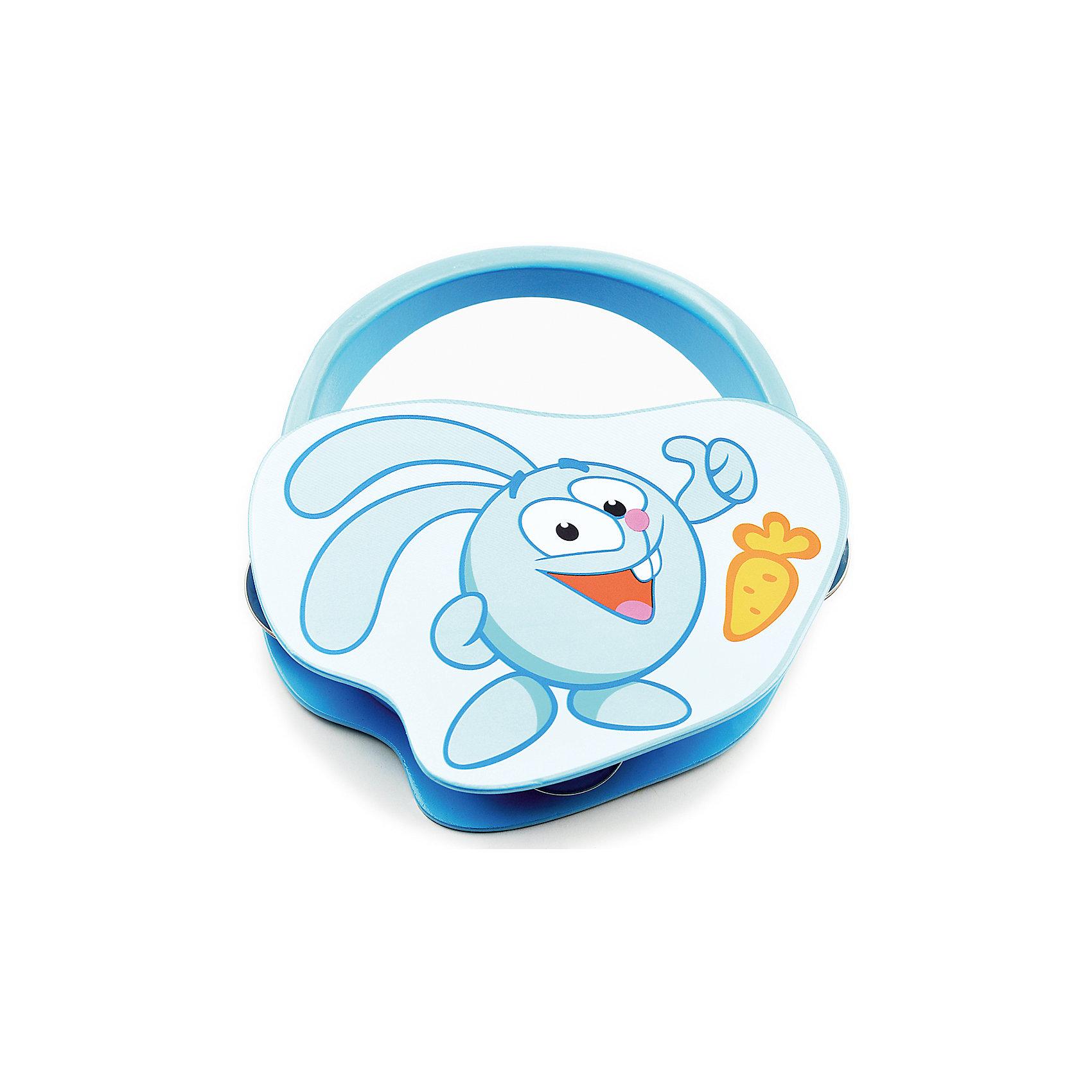 Бубен Крош, Смешарики, Мир деревянных игрушекБубен Крош - начинать первые шаги в музыке интереснее с любимыми героями. <br>Бубен с Крошем из Смешариков, выполнен из натурального дерева, делая игрушку безопасной даже для самых маленьких. Нежный голубой цвет отлично подойдет для мальчиков от 3 лет.<br><br>Дополнительная информация:<br>- размер: 150х35х150<br>- вес: 135г<br>- материал: дерево, металл<br>- возраст: от 3 лет<br><br>Бубен Крош можно купить в нашем интернет-магазине.<br><br>Ширина мм: 150<br>Глубина мм: 35<br>Высота мм: 150<br>Вес г: 135<br>Возраст от месяцев: 36<br>Возраст до месяцев: 2147483647<br>Пол: Унисекс<br>Возраст: Детский<br>SKU: 4895867