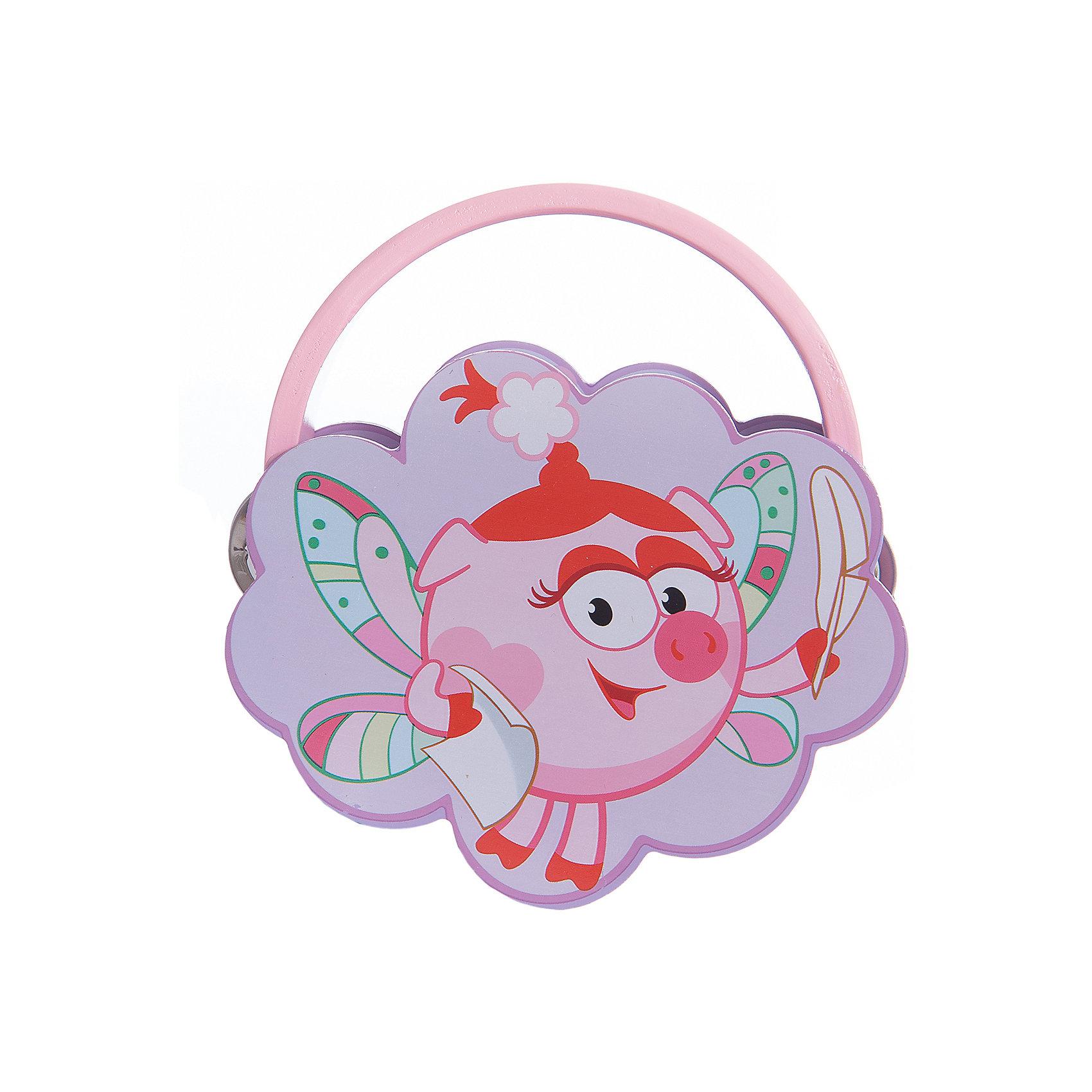 Бубен Нюша, Смешарики, Мир деревянных игрушекДеревянные музыкальные игрушки<br>Бубен Нюша - начинать первые шаги в музыке интереснее с любимыми героями. <br>Бубен с Нюшей из Смешариков выполнен из натурального дерева, делая игрушку безопасной даже для самых маленьких. Нежный розовый цвет отлично подойдет для девочек от 3 лет.<br><br>Дополнительная информация:<br>- размер: 150х35х150<br>- вес: 143г<br>- материал: дерево, металл<br>- возраст: от 3 лет<br><br>Бубен Нюша можно купить в нашем интернет-магазине.<br><br>Ширина мм: 150<br>Глубина мм: 35<br>Высота мм: 150<br>Вес г: 143<br>Возраст от месяцев: 36<br>Возраст до месяцев: 2147483647<br>Пол: Унисекс<br>Возраст: Детский<br>SKU: 4895868