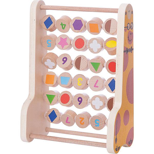 Счеты, Мир деревянных игрушекМДИ (Мир деревянных игрушек)<br>Яркие счеты помогу ребенку выучить цифры и счет до 100, а также научиться складывать и вычитать; разовьют моторику рук, мышление, внимание, цветовосприятие.<br>Счеты состоят из 10 рядов, в каждом по 10 косточек, изготовлены из высококачественных материалов, раскрашены стойкими нетоксичными красителями абсолютно безвредными даже для малышей. <br><br>Дополнительная информация:<br><br>- Возраст: от 1 года.<br>- Материал: дерево, металл.<br>- Размер: 23,7 х 29,6 х 12,7 см.<br><br>Счеты можно купить в нашем магазине.<br><br>Ширина мм: 270<br>Глубина мм: 120<br>Высота мм: 310<br>Вес г: 846<br>Возраст от месяцев: 36<br>Возраст до месяцев: 2147483647<br>Пол: Унисекс<br>Возраст: Детский<br>SKU: 4895911
