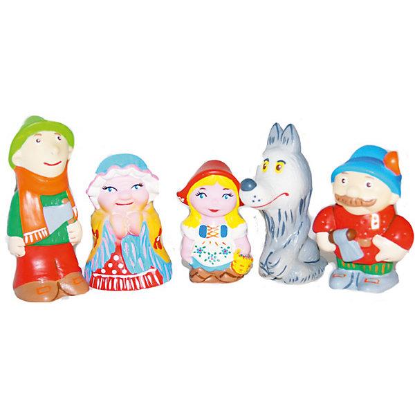 Набор Красная шапочка, КудесникиИгрушки<br>Набор Красная шапочка, Кудесники.<br><br>Характеристики:<br><br>• Материал: ПВХ.<br>• В набор входят: Бабушка, Красная Шапочка, волк, 2 дровосека. <br> <br>Отличный игровой набор, выполнен из мягкого ПВХ. Такие игрушки надолго займут внимание вашего малыша. Эти игрушки помогут малышу при прорезывании зубов, помогут развивать моторику рук, знакомить с формой, цветом, образами также с ними можно забавно поиграть в ванной. Яркие образы любимых героев помогут ребенку придумывать различные сюжетно-ролевые игры.<br><br>Набор Красная шапочка, Кудесники, можно купить в нашем интернет – магазине.<br><br>Ширина мм: 180<br>Глубина мм: 180<br>Высота мм: 75<br>Вес г: 135<br>Возраст от месяцев: 12<br>Возраст до месяцев: 36<br>Пол: Унисекс<br>Возраст: Детский<br>SKU: 4896433
