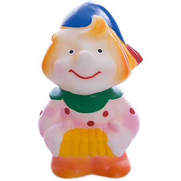 Петрушка, КудесникиИгрушки<br>Петрушка, Кудесники<br><br>Характеристики:<br><br>• Материал: ПВХ.<br>• Размер: 14 см.<br>• Вес: 76г.<br> <br>Отличная игрушка из мягкого ПВХ надолго займет внимания вашего малыша. Эта игрушка поможет малышу при прорезывании зубов, поможет развивать моторику рук, знакомить с формой, цветом, образами также с ней можно забавно поиграть в ванной. Яркий образ поможет ребенку придумывать различные сюжетно-ролевые игры.<br><br>Петрушку , Кудесники, можно купить внашем интернет – магазине.<br>Ширина мм: 50; Глубина мм: 90; Высота мм: 140; Вес г: 76; Возраст от месяцев: 12; Возраст до месяцев: 36; Пол: Унисекс; Возраст: Детский; SKU: 4896435;