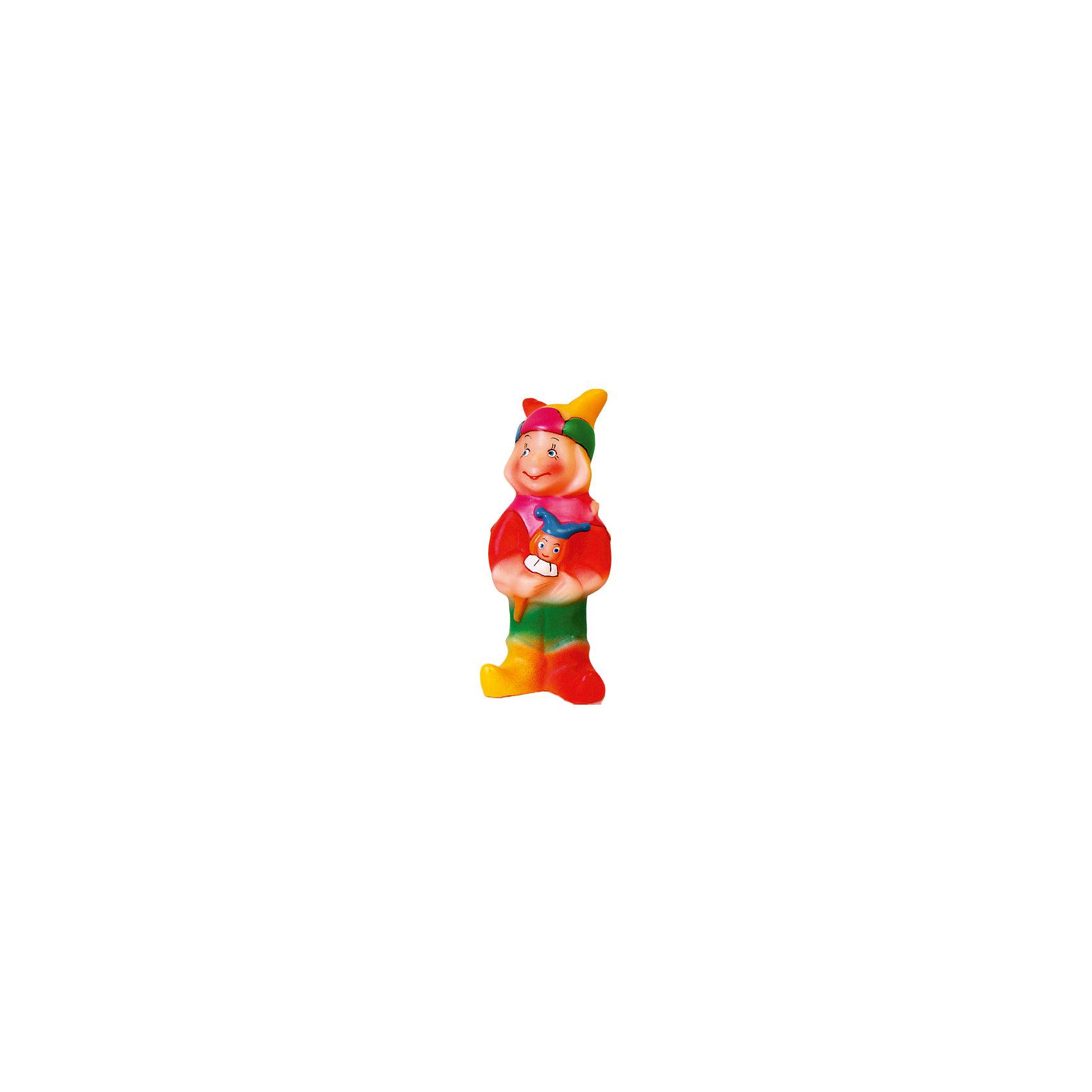 Скоморох, КудесникиИгрушки<br>Скоморох, Кудесники.<br><br>Характеристики:<br><br>• Материал: ПВХ.<br>• Размер: 14 см.<br>• Вес: 76г.<br> <br>Отличная игрушка из мягкого ПВХ надолго займет внимания вашего малыша. Эта игрушка поможет малышу при прорезывании зубов, поможет развивать моторику рук, знакомить с формой, цветом, образами также с ней можно забавно поиграть в ванной. Яркий образ поможет ребенку придумывать различные сюжетно-ролевые игры.<br><br>Скомороха , Кудесники, можно купить внашем интернет – магазине.<br><br>Ширина мм: 40<br>Глубина мм: 90<br>Высота мм: 150<br>Вес г: 59<br>Возраст от месяцев: 12<br>Возраст до месяцев: 36<br>Пол: Унисекс<br>Возраст: Детский<br>SKU: 4896438