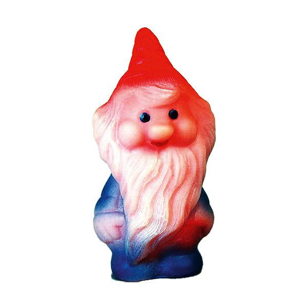 Гномик, КудесникиИгрушки для ванной<br>Гномик, Кудесники.<br><br>Характеристики:<br><br>• Материал: ПВХ.<br>• Размер: 14 см.<br>• Вес: 76г.<br> <br>Отличная игрушка из мягкого ПВХ надолго займет внимания вашего малыша. Эта игрушка поможет малышу при прорезывании зубов, поможет развивать моторику рук, знакомить с формой, цветом, образами также с ней можно забавно поиграть в ванной. Яркий образ поможет ребенку придумывать различные сюжетно-ролевые игры.<br><br>Гномика , Кудесники, можно купить внашем интернет – магазине.<br><br>Ширина мм: 70<br>Глубина мм: 50<br>Высота мм: 110<br>Вес г: 55<br>Возраст от месяцев: 12<br>Возраст до месяцев: 36<br>Пол: Унисекс<br>Возраст: Детский<br>SKU: 4896445