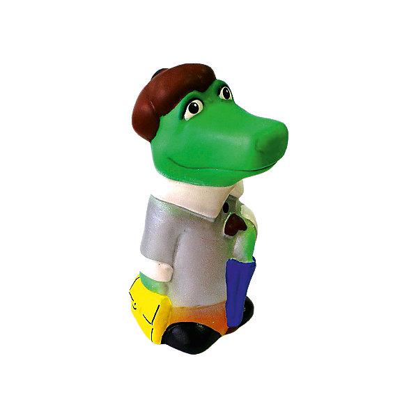 Крокодил с зонтом, КудесникиИгрушки для ванной<br>Крокодил с зонтом, Кудесники.<br><br>Характеристики:<br><br>• Материал: ПВХ.<br>• Размер: 14 см.<br>• Вес: 76г.<br> <br>Отличная игрушка из мягкого ПВХ надолго займет внимания вашего малыша. Эта игрушка поможет малышу при прорезывании зубов, поможет развивать моторику рук, знакомить с формой, цветом, образами также с ней можно забавно поиграть в ванной. Яркий образ поможет ребенку придумывать различные сюжетно-ролевые игры.<br><br>Крокодила с зонтом, Кудесники, можно купить внашем интернет – магазине.<br>Ширина мм: 30; Глубина мм: 50; Высота мм: 130; Вес г: 86; Возраст от месяцев: 12; Возраст до месяцев: 36; Пол: Унисекс; Возраст: Детский; SKU: 4896446;