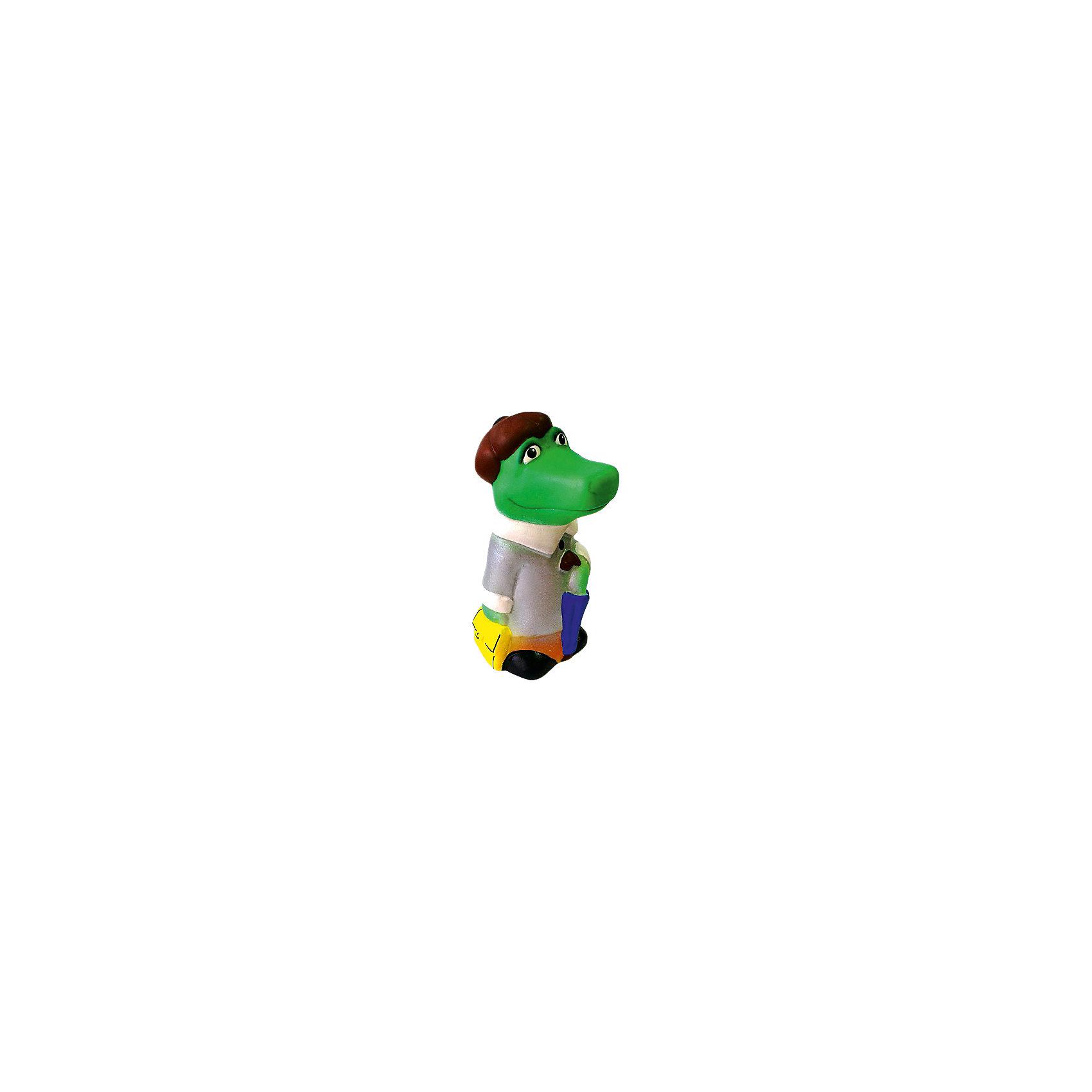 Крокодил с зонтом, КудесникиИгрушки для ванной<br>Крокодил с зонтом, Кудесники.<br><br>Характеристики:<br><br>• Материал: ПВХ.<br>• Размер: 14 см.<br>• Вес: 76г.<br> <br>Отличная игрушка из мягкого ПВХ надолго займет внимания вашего малыша. Эта игрушка поможет малышу при прорезывании зубов, поможет развивать моторику рук, знакомить с формой, цветом, образами также с ней можно забавно поиграть в ванной. Яркий образ поможет ребенку придумывать различные сюжетно-ролевые игры.<br><br>Крокодила с зонтом, Кудесники, можно купить внашем интернет – магазине.<br><br>Ширина мм: 30<br>Глубина мм: 50<br>Высота мм: 130<br>Вес г: 86<br>Возраст от месяцев: 12<br>Возраст до месяцев: 36<br>Пол: Унисекс<br>Возраст: Детский<br>SKU: 4896446