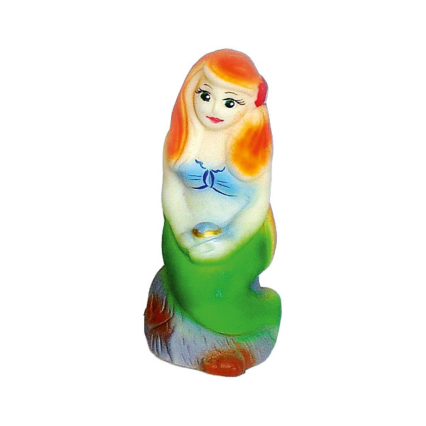 Русалочка, КудесникиИгрушки для ванной<br>Русалочка, Кудесники<br><br>Характеристики:<br><br>• Материал: ПВХ.<br>• Размер: 12 см.<br>• Вес: 67г.<br> <br>Отличная игрушка из мягкого ПВХ надолго займет внимания вашего малыша. Эта игрушка поможет малышу при прорезывании зубов, поможет развивать моторику рук, знакомить с формой, цветом, образами. Также с ней можно забавно поиграть в ванной. Яркий образ поможет ребенку придумывать различные сюжетно-ролевые игры.<br><br>Русалочку, Кудесники, можно купить в нашем интернет – магазине.<br>Ширина мм: 50; Глубина мм: 60; Высота мм: 125; Вес г: 64; Возраст от месяцев: 12; Возраст до месяцев: 36; Пол: Унисекс; Возраст: Детский; SKU: 4896447;