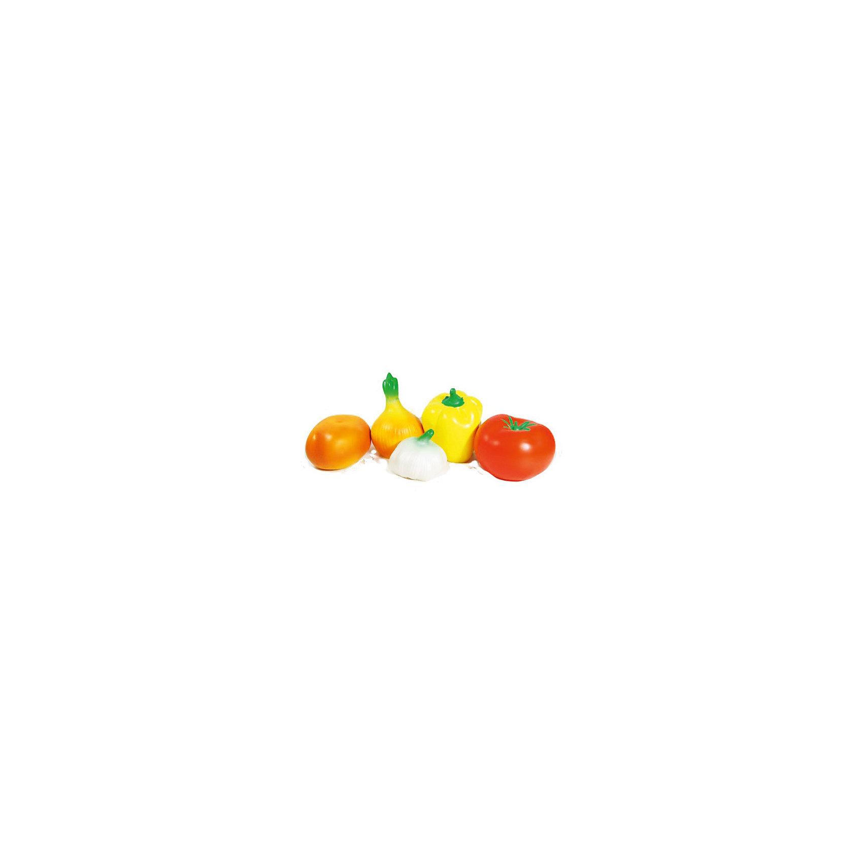 Набор Овощи, Кудесники<br><br>Ширина мм: 200<br>Глубина мм: 200<br>Высота мм: 95<br>Вес г: 225<br>Возраст от месяцев: 12<br>Возраст до месяцев: 36<br>Пол: Унисекс<br>Возраст: Детский<br>SKU: 4896450