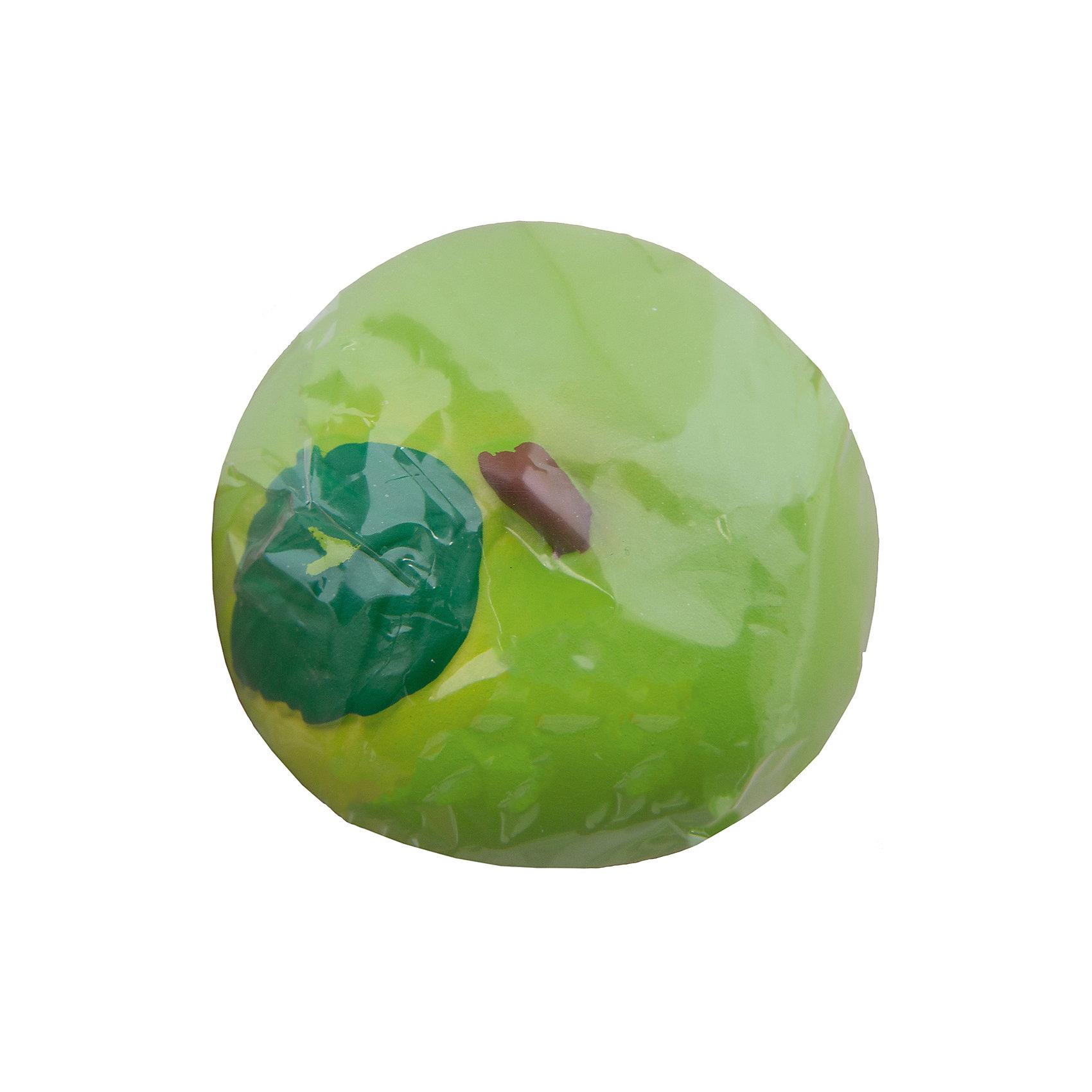 Яблоко ПВХ, КудесникиИгрушки ПВХ<br>Яблоко ПВХ, Кудесники<br><br>Характеристики:<br><br>• Материал: ПВХ.<br>• Размер: 6 см.<br><br>Отличная игрушка из мягкого ПВХ надолго займет внимание вашего малыша. Эта игрушка поможет малышу при прорезывании зубов, поможет развивать моторику рук, знакомить с формой, цветом, образами также с ней можно забавно поиграть в ванной. Яркий образ румяного яблочка поможет ребенку придумывать различные сюжетно-ролевые игры.<br><br>Яблоко ПВХ, Кудесники, можно купить в нашем интернет - магазине.<br><br>Ширина мм: 60<br>Глубина мм: 60<br>Высота мм: 55<br>Вес г: 52<br>Возраст от месяцев: 12<br>Возраст до месяцев: 36<br>Пол: Унисекс<br>Возраст: Детский<br>SKU: 4896454