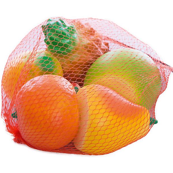 Набор Фрукты, КудесникиИгрушечные продукты питания<br>Набор Фрукты, Кудесники<br><br>Характеристики:<br><br>• Материал: ПВХ.<br>• Размер упаковки: 20х30х 11см.<br>• В набор входят игрушки: груша, яблоко, ананас, мандарин, лимон, клубника.<br><br>Отличный набор «Фрукты» из мягкого ПВХ надолго займет внимание вашего малыша. Фрукты выглядят как настоящие. Эти игрушки помогут малышу при прорезывании зубов, помогут развивать моторику рук, знакомить с формой, цветом, образами также с ними можно забавно поиграть в ванной. Яркие фрукты помогут ребенку придумывать различные сюжетно-ролевые игры.<br><br>Набор Фрукты, Кудесники, можно купить в нашем интернет- магазине.<br><br>Ширина мм: 200<br>Глубина мм: 200<br>Высота мм: 110<br>Вес г: 254<br>Возраст от месяцев: 12<br>Возраст до месяцев: 36<br>Пол: Унисекс<br>Возраст: Детский<br>SKU: 4896455