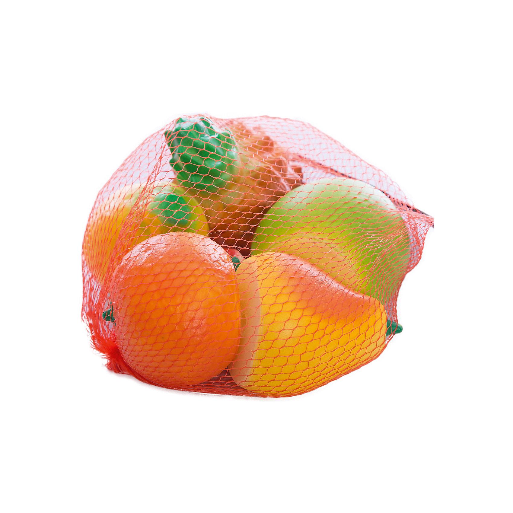 Набор Фрукты, КудесникиНабор Фрукты, Кудесники<br><br>Характеристики:<br><br>• Материал: ПВХ.<br>• Размер упаковки: 20х30х 11см.<br>• В набор входят игрушки: груша, яблоко, ананас, мандарин, лимон, клубника.<br><br>Отличный набор «Фрукты» из мягкого ПВХ надолго займет внимание вашего малыша. Фрукты выглядят как настоящие. Эти игрушки помогут малышу при прорезывании зубов, помогут развивать моторику рук, знакомить с формой, цветом, образами также с ними можно забавно поиграть в ванной. Яркие фрукты помогут ребенку придумывать различные сюжетно-ролевые игры.<br><br>Набор Фрукты, Кудесники, можно купить в нашем интернет- магазине.<br><br>Ширина мм: 200<br>Глубина мм: 200<br>Высота мм: 110<br>Вес г: 254<br>Возраст от месяцев: 12<br>Возраст до месяцев: 36<br>Пол: Унисекс<br>Возраст: Детский<br>SKU: 4896455