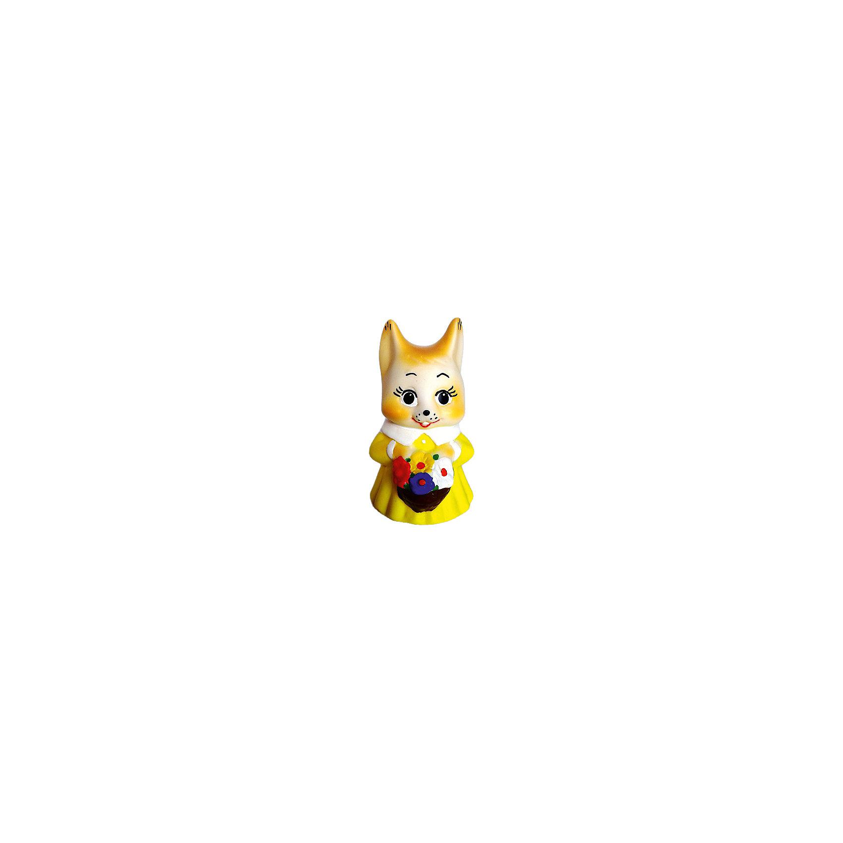 Белочка с подарком, КудесникиБелочка с подарком, Кудесники<br><br>Характеристики:<br><br>• Материал: ПВХ.<br>• Размер: 14 см.<br>• Вес: 65г.<br> <br>Отличная игрушка из мягкого ПВХ надолго займет внимания вашего малыша. Эта игрушка поможет малышу при прорезывании зубов, поможет развивать моторику рук, знакомить с формой, цветом, образами. Также с ней можно забавно поиграть в ванной. Яркий образ поможет ребенку придумывать различные сюжетно-ролевые игры.<br><br>Белочку с подарком, Кудесники, можно купить в нашем интернет – магазине.<br><br>Ширина мм: 60<br>Глубина мм: 50<br>Высота мм: 110<br>Вес г: 65<br>Возраст от месяцев: 12<br>Возраст до месяцев: 36<br>Пол: Унисекс<br>Возраст: Детский<br>SKU: 4896456