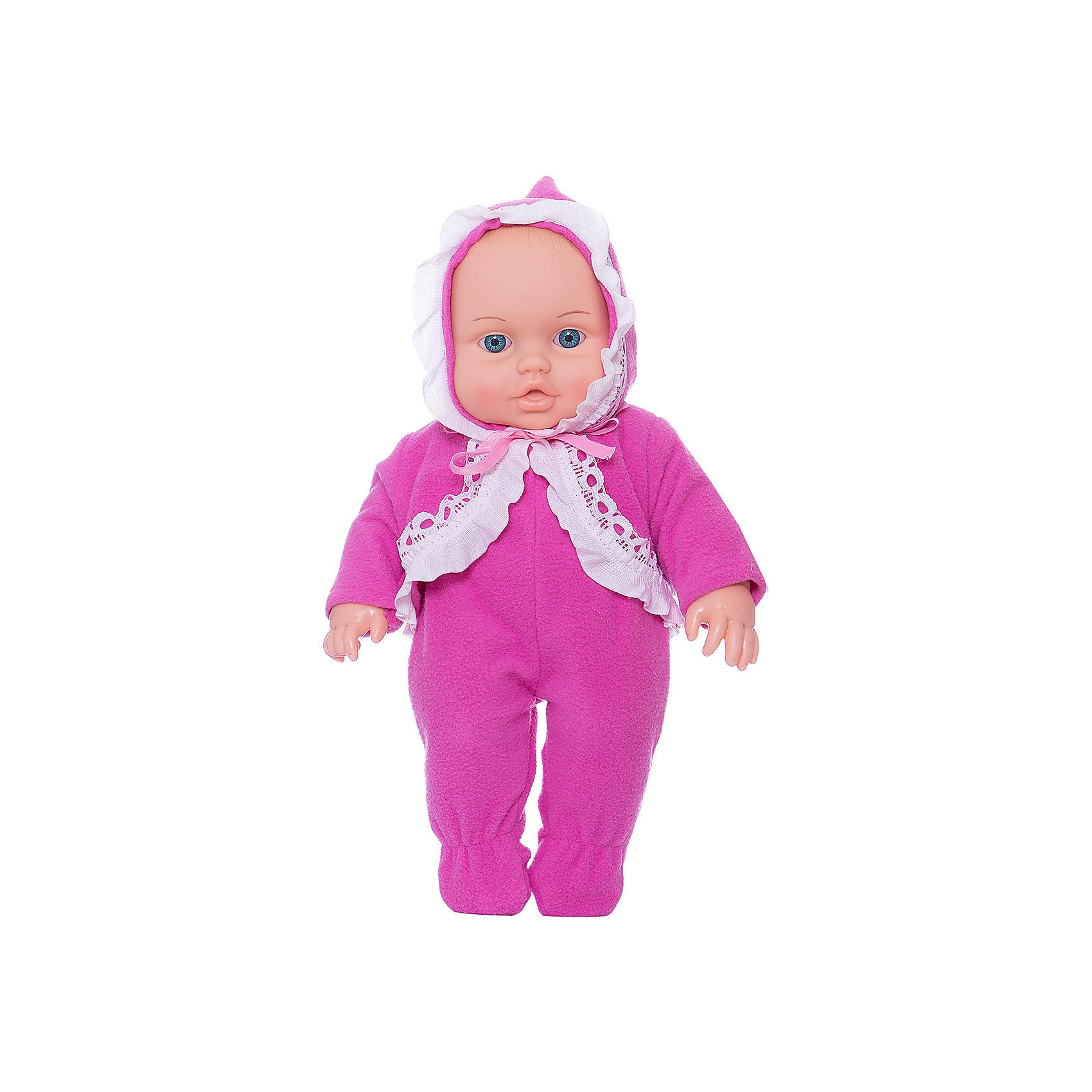 Кукла Малышка 1 (девочка), 35,5 см, ВеснаКлассические куклы<br><br><br>Ширина мм: 170<br>Глубина мм: 100<br>Высота мм: 370<br>Вес г: 460<br>Возраст от месяцев: 36<br>Возраст до месяцев: 144<br>Пол: Женский<br>Возраст: Детский<br>SKU: 4896491