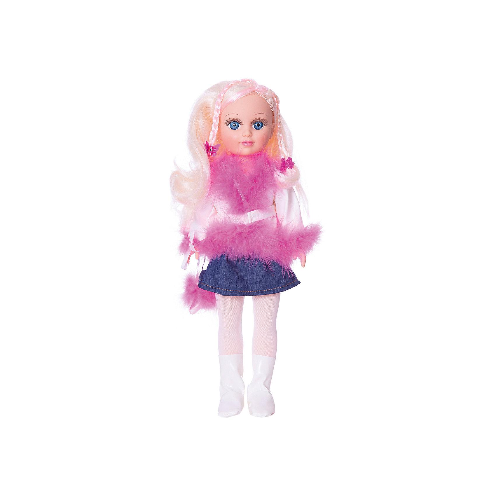 Весна Кукла Анастасия, со звуком, 40 см, Весна кукла весна инна в куртке со звуком 43 см