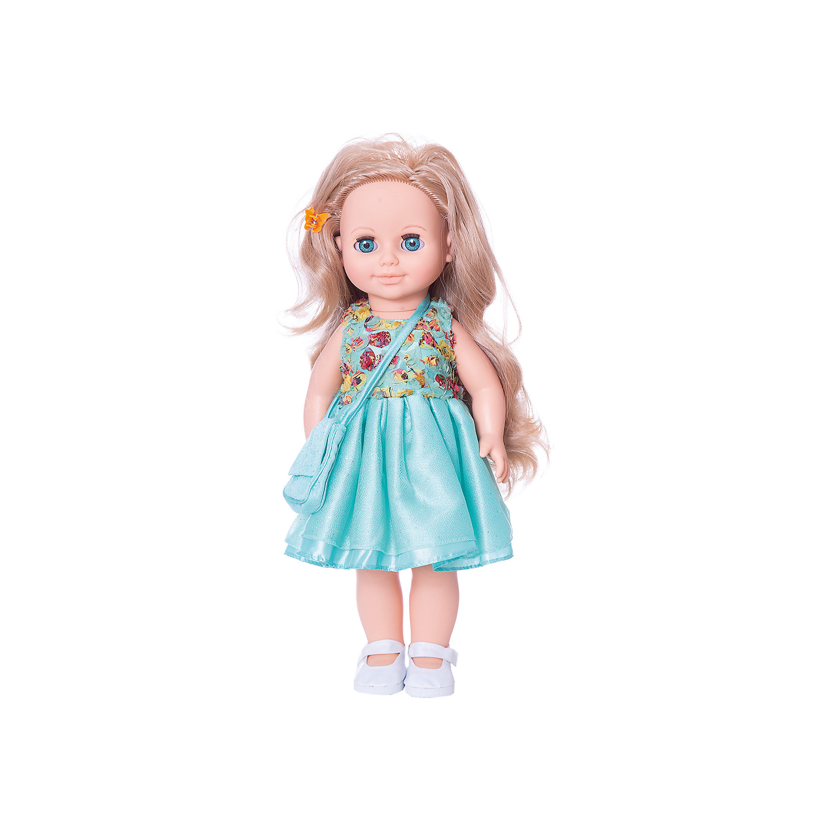 Кукла Анна 17, со звуком, Весна<br><br>Ширина мм: 490<br>Глубина мм: 210<br>Высота мм: 130<br>Вес г: 550<br>Возраст от месяцев: 36<br>Возраст до месяцев: 144<br>Пол: Женский<br>Возраст: Детский<br>SKU: 4896505