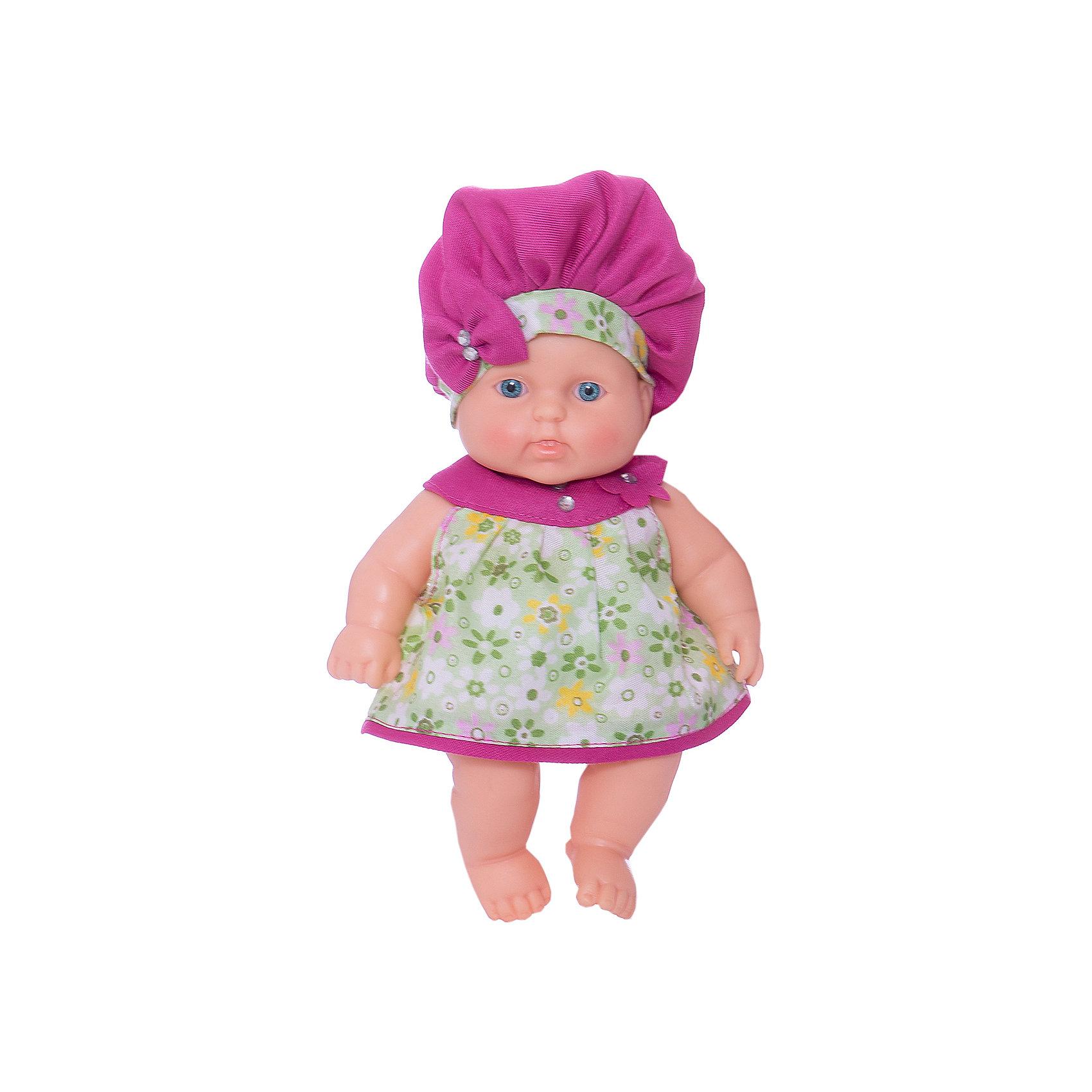 Весна Кукла Карапуз 13 (девочка), 20 см, Весна куклы карапуз кукла карапуз принцесса рапунцель 25 см