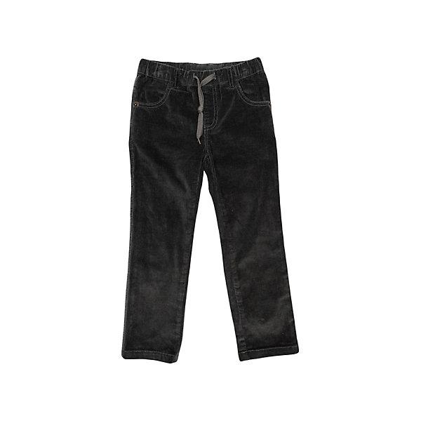 Брюки для мальчика PlayTodayБрюки<br>Брюки для мальчика от известного бренда PlayToday.<br>Стильные вельветовые брюки цвета темный графит. Пояс на резинке, дополнительно регулируется шнурком. Есть 4 функциональных кармана.<br>Состав:<br>98% хлопок, 2% эластан<br>Ширина мм: 215; Глубина мм: 88; Высота мм: 191; Вес г: 336; Цвет: серый; Возраст от месяцев: 24; Возраст до месяцев: 36; Пол: Мужской; Возраст: Детский; Размер: 98,104,122,116,110,128; SKU: 4896600;