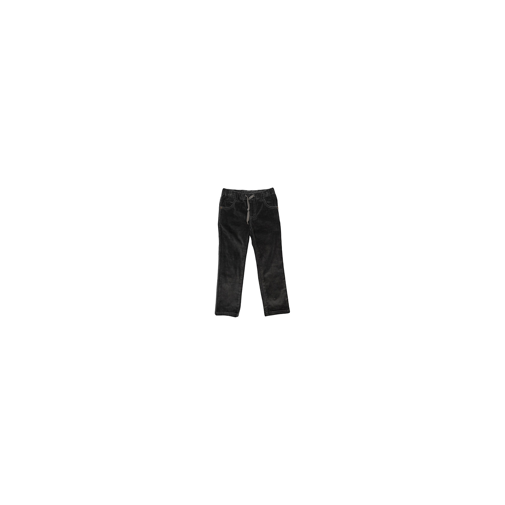 Брюки для мальчика PlayTodayБрюки для мальчика от известного бренда PlayToday.<br>Стильные вельветовые брюки цвета темный графит. Пояс на резинке, дополнительно регулируется шнурком. Есть 4 функциональных кармана.<br>Состав:<br>98% хлопок, 2% эластан<br><br>Ширина мм: 215<br>Глубина мм: 88<br>Высота мм: 191<br>Вес г: 336<br>Цвет: серый<br>Возраст от месяцев: 72<br>Возраст до месяцев: 84<br>Пол: Мужской<br>Возраст: Детский<br>Размер: 122,104,128,110,116,98<br>SKU: 4896600