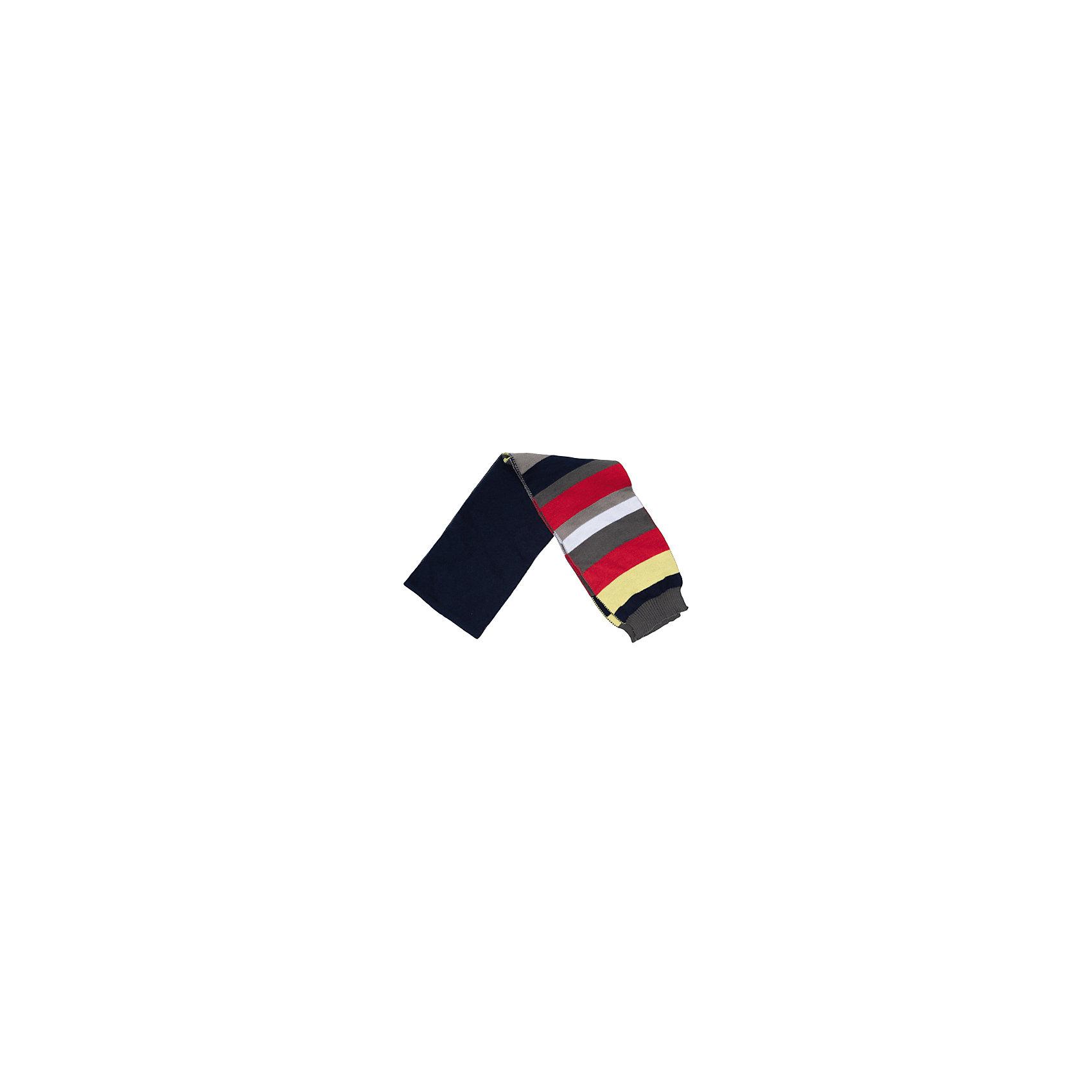 Шарф для мальчика PlayTodayШарф для мальчика от известного бренда PlayToday.<br>Уютный вязаный шарф с яркими полосками. Дополнит стильный образ и надежно защитит от ветра.<br>Состав:<br>100% акрил<br><br>Ширина мм: 88<br>Глубина мм: 155<br>Высота мм: 26<br>Вес г: 106<br>Цвет: разноцветный<br>Возраст от месяцев: 36<br>Возраст до месяцев: 96<br>Пол: Мужской<br>Возраст: Детский<br>Размер: one size<br>SKU: 4896691