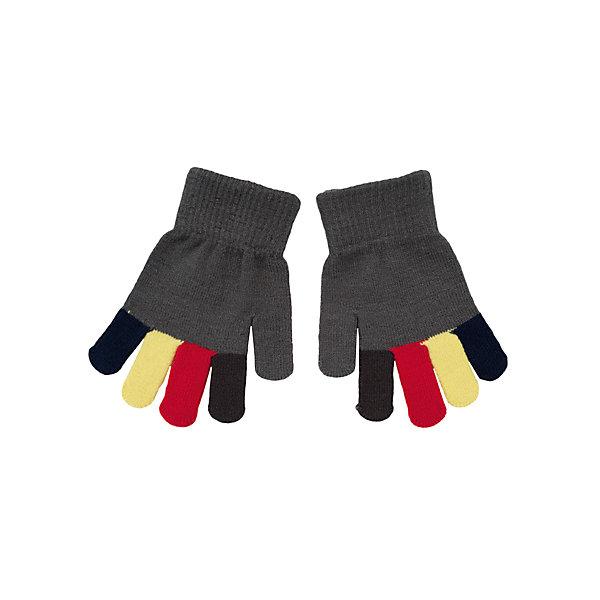 Перчатки для мальчика PlayTodayПерчатки, варежки<br>Перчатки для мальчика от известного бренда PlayToday.<br>Уютные перчатки поднимут настроение в холодную погоду. Все пальчики разных цветов в основной гамме коллекции. Верх на мягкой резинке.<br>Состав:<br>100% акрил<br><br>Ширина мм: 162<br>Глубина мм: 171<br>Высота мм: 55<br>Вес г: 119<br>Цвет: белый<br>Возраст от месяцев: 72<br>Возраст до месяцев: 96<br>Пол: Мужской<br>Возраст: Детский<br>Размер: 15,13,14<br>SKU: 4896697