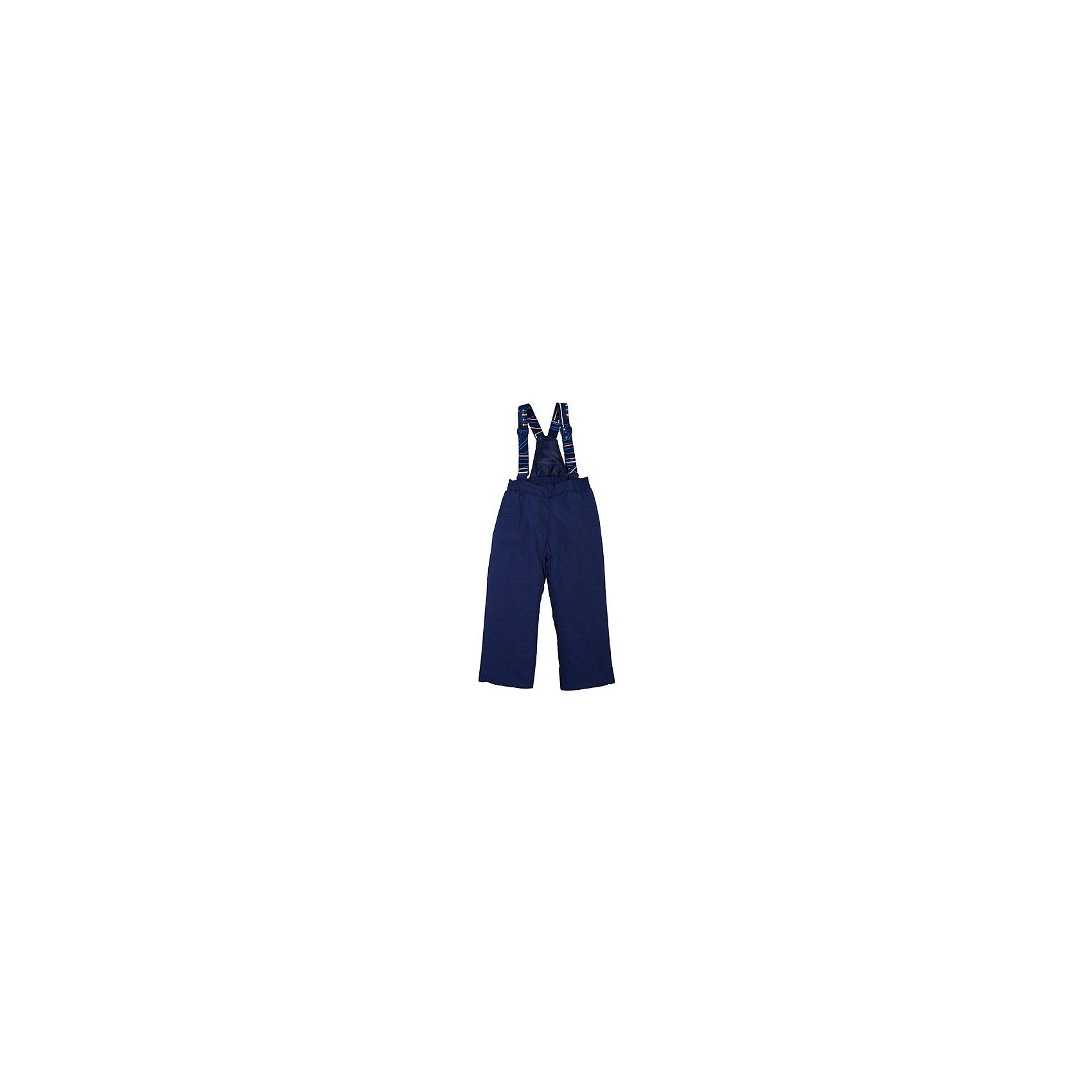 Брюки для мальчика PlayTodayВерхняя одежда<br>Брюки для мальчика от известного бренда PlayToday.<br>Стильный утепленный полукомбинезон темно-синего цвета. Фишка модели - эластичные бретели с ярким принтом. Пояс на резинке, есть шлевки для ремня. По бокам два функциональных кармана на липучках. Бретели регулируются по длине.<br>Состав:<br>Верх: 100% нейлон, подкладка: 100% полиэстер, наполнитель: 100% полиэстер, 100 г/м2<br><br>Ширина мм: 215<br>Глубина мм: 88<br>Высота мм: 191<br>Вес г: 336<br>Цвет: синий<br>Возраст от месяцев: 72<br>Возраст до месяцев: 84<br>Пол: Мужской<br>Возраст: Детский<br>Размер: 122,104,128,110,116,98<br>SKU: 4896745