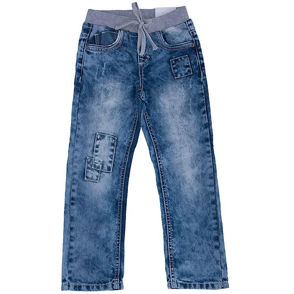Джинсы для мальчика PlayTodayДжинсовая одежда<br>Джинсы для мальчика от известного бренда PlayToday.<br>Очень стильные вареные джинсы с зауженным силуэтом. Пояс на серой трикотажной резинке, дополнительно регулируется тесьмой. Классическая пятикарманка.<br>Состав:<br>100% хлопок<br>Ширина мм: 215; Глубина мм: 88; Высота мм: 191; Вес г: 336; Цвет: серый; Возраст от месяцев: 24; Возраст до месяцев: 36; Пол: Мужской; Возраст: Детский; Размер: 98,116,110,128,104,122; SKU: 4896780;