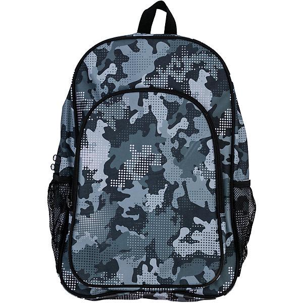 Рюкзак для мальчика PlayTodayРюкзаки<br>Сумка для мальчика от известного бренда PlayToday.<br>Удобный городской рюкзак в стиле милитари. Объемные карманы, мягкие широкие лямки.<br>Состав:<br>Верх: 100% полиэстер, подкладка: 100% полиэстер<br><br>Ширина мм: 227<br>Глубина мм: 11<br>Высота мм: 226<br>Вес г: 350<br>Цвет: белый<br>Возраст от месяцев: 36<br>Возраст до месяцев: 144<br>Пол: Мужской<br>Возраст: Детский<br>Размер: one size<br>SKU: 4896922