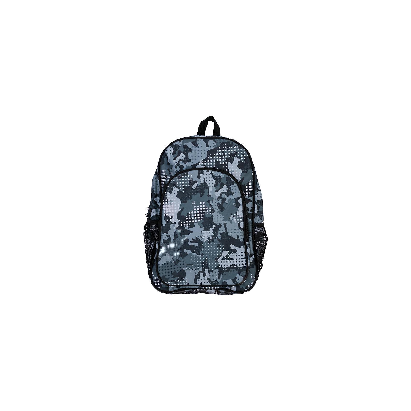 Сумка для мальчика PlayTodayСумка для мальчика от известного бренда PlayToday.<br>Удобный городской рюкзак в стиле милитари. Объемные карманы, мягкие широкие лямки.<br>Состав:<br>Верх: 100% полиэстер, подкладка: 100% полиэстер<br><br>Ширина мм: 227<br>Глубина мм: 11<br>Высота мм: 226<br>Вес г: 350<br>Цвет: разноцветный<br>Возраст от месяцев: 36<br>Возраст до месяцев: 144<br>Пол: Мужской<br>Возраст: Детский<br>Размер: one size<br>SKU: 4896922