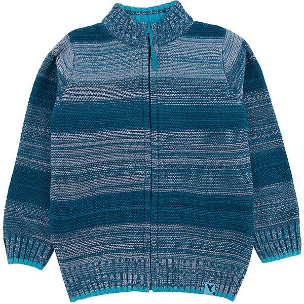 Свитер для мальчика PlayTodayСвитера и кардиганы<br>Свитер для мальчика от известного бренда PlayToday.<br>Уютный свитер из вязаного трикотажа. Стильный цвет бирюзовый меланж. Высокий воротник надежно защитит от ветра. Рукава и низ на мягкой вязаной резинке.<br>Состав:<br>60% хлопок, 40% акрил<br>Ширина мм: 190; Глубина мм: 74; Высота мм: 229; Вес г: 236; Цвет: белый; Возраст от месяцев: 24; Возраст до месяцев: 36; Пол: Мужской; Возраст: Детский; Размер: 98,104,122,116,110,128; SKU: 4897316;