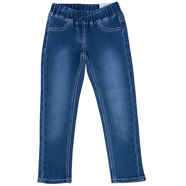 Джинсы для девочки PlayTodayДжинсы<br>Джинсы для девочки от известного бренда PlayToday.<br>Уютные джеггинсы из футера с имитацией денима. Пояс на резинке. Имитация всех основных элементов джинсовых брюк, сзади функциональные карманы с вышивкой.<br>Состав:<br>78% хлопок, 20% полиэстер, 2% эластан<br>Ширина мм: 215; Глубина мм: 88; Высота мм: 191; Вес г: 336; Цвет: синий; Возраст от месяцев: 24; Возраст до месяцев: 36; Пол: Женский; Возраст: Детский; Размер: 98,122,116,110,128,104; SKU: 4897572;