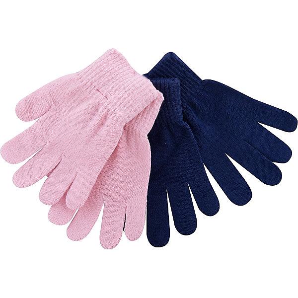 Перчатки для девочки PlayTodayПерчатки, варежки<br>Перчатки для девочки от известного бренда PlayToday.<br>Комплект из двух пар уютных перчаок из мягкого вязаного трикотажа. Верх на резинке.<br>Состав:<br>58% хлопок, 40% акрил, 2% эластан<br><br>Ширина мм: 162<br>Глубина мм: 171<br>Высота мм: 55<br>Вес г: 119<br>Цвет: белый<br>Возраст от месяцев: 72<br>Возраст до месяцев: 96<br>Пол: Женский<br>Возраст: Детский<br>Размер: 15,13,14<br>SKU: 4897618