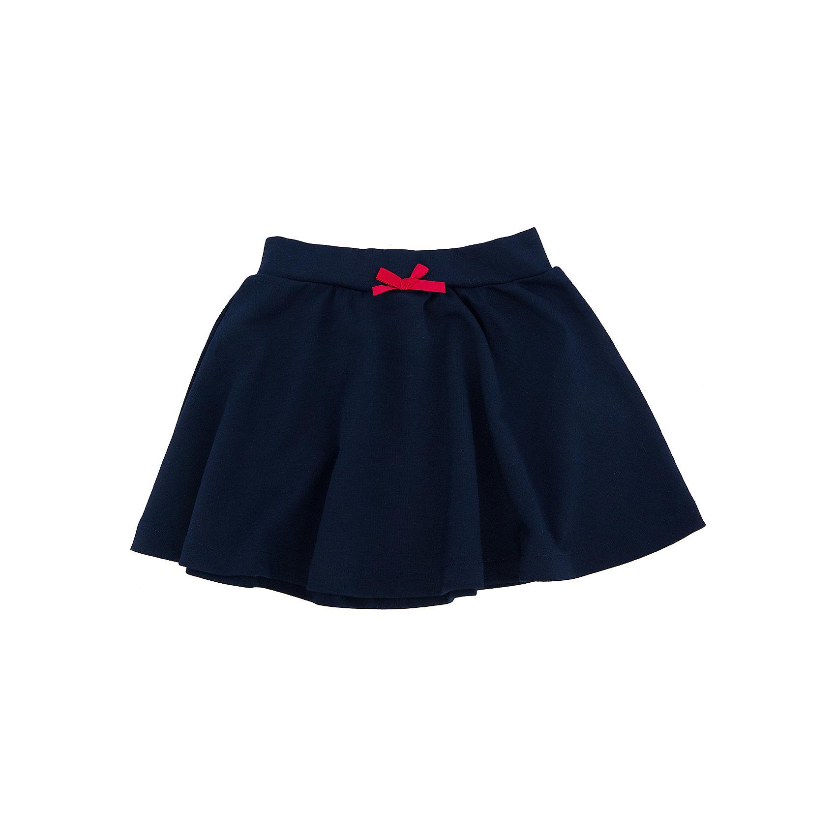 Юбка для девочки PlayTodayЮбка для девочки от известного бренда PlayToday.<br>Юбка, которая должна быть в гардеробе любой девочки. Мягкая и уютная, пояс на резинке. Классический крой и выдержанный цвет позволяет сочетать с абсолютно любой одеждой. Украшена маленьким атласным бантиком.<br>Состав:<br>66% полиэстер, 30% вискоза, 4% эластан<br><br>Ширина мм: 207<br>Глубина мм: 10<br>Высота мм: 189<br>Вес г: 183<br>Цвет: синий<br>Возраст от месяцев: 36<br>Возраст до месяцев: 48<br>Пол: Женский<br>Возраст: Детский<br>Размер: 104,122,128,116,98,110<br>SKU: 4897671