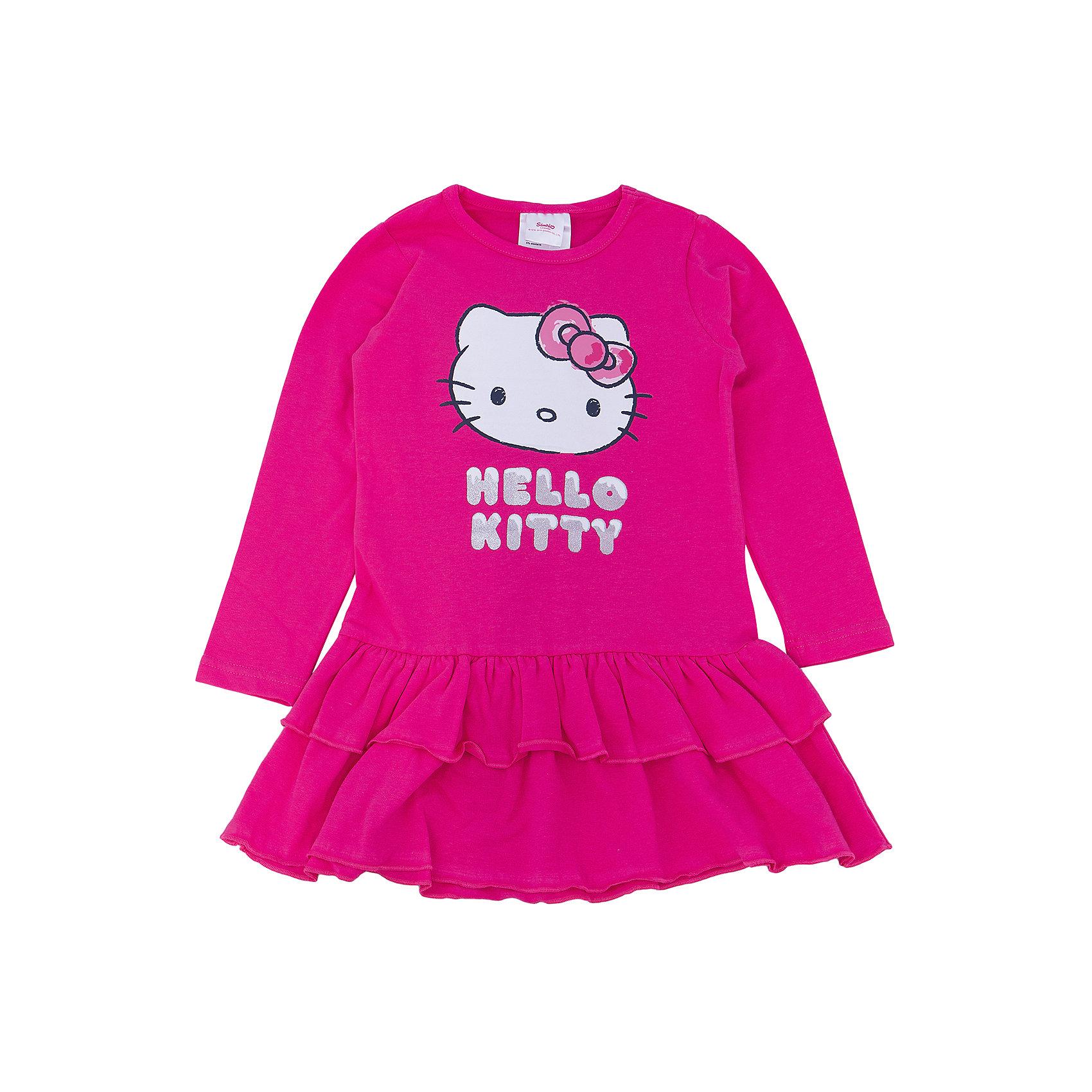 PlayToday Платье для девочки PlayToday