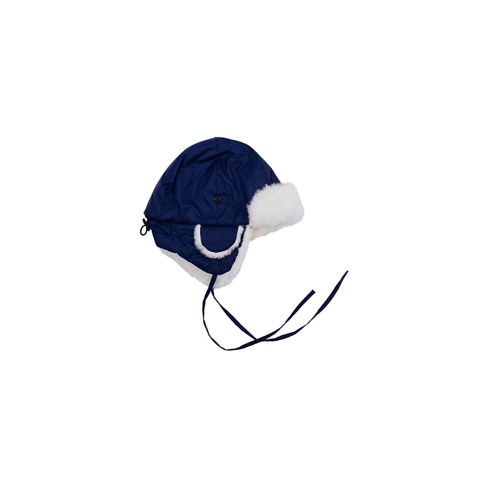 Шапка для мальчика PlayTodayГоловные уборы<br>Шапка для мальчика от известного бренда PlayToday.<br>Теплая шапка из непромокаемой плащевки. Отделка из искусственного меха, внутри уютная флисовая подкладка.<br>Состав:<br>Верх: 100% полиэстер, Подкладка: 100% полиэстер, Наполнитель: 100% полиэстер<br><br>Ширина мм: 89<br>Глубина мм: 117<br>Высота мм: 44<br>Вес г: 155<br>Цвет: синий<br>Возраст от месяцев: 48<br>Возраст до месяцев: 60<br>Пол: Мужской<br>Возраст: Детский<br>Размер: 52,50,54<br>SKU: 4898353