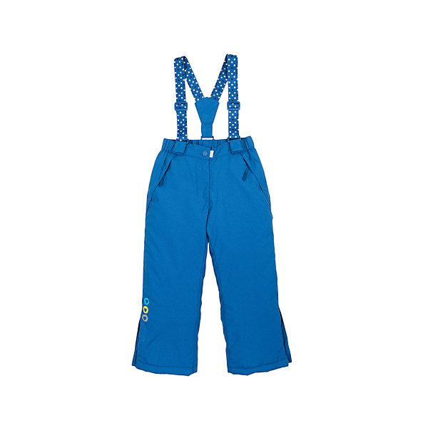 Брюки для девочки PlayTodayВерхняя одежда<br>Полукомбинезон для девочки от известного бренда PlayToday.<br>Яркий полукомбинезон на уютной флисовой подкладке. Фишка модели - эластичные бретели с цветным принтом в горошек, которые удобно регулируются по длине. Застегивается на молнию и кнопку. Низ штанишек на молнии, есть второй слой - снегозащита.<br>Состав:<br>Верх: 100% нейлон, подкладка: 100% полиэстер, наполнитель: 100% полиэстер, 150 г/м2<br>Ширина мм: 215; Глубина мм: 88; Высота мм: 191; Вес г: 336; Цвет: синий; Возраст от месяцев: 48; Возраст до месяцев: 60; Пол: Женский; Возраст: Детский; Размер: 110,122,104,128,116,98; SKU: 4898402;