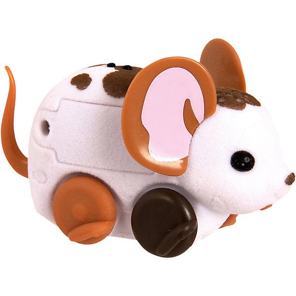 Интерактивная мышка Little Live Pets, белая, MooseИнтерактивные животные<br>Интерактивная мышка Little Live Pets, Moose мягкая, как настоящая мышка. Она умеет быстро двигаться и крутиться. Сенсор на спине позволяет включить игрушку с помощью поглаживания, если мышка заснула. Кнопка включения расположена в области ротика. Такая замечательная мышка обязательно вызовет интерес у малыша!<br><br>Дополнительная информация:<br>Материал: пластик, флок<br>Цвет: белый<br>Батарейки: AG13 (LR44) (входят в комплект)<br><br>Интерактивную мышку Little Live Pets, Moose вы можете приобрести в нашем интернет-магазине.<br>Ширина мм: 221; Глубина мм: 162; Высота мм: 50; Вес г: 79; Возраст от месяцев: 60; Возраст до месяцев: 108; Пол: Женский; Возраст: Детский; SKU: 4898562;
