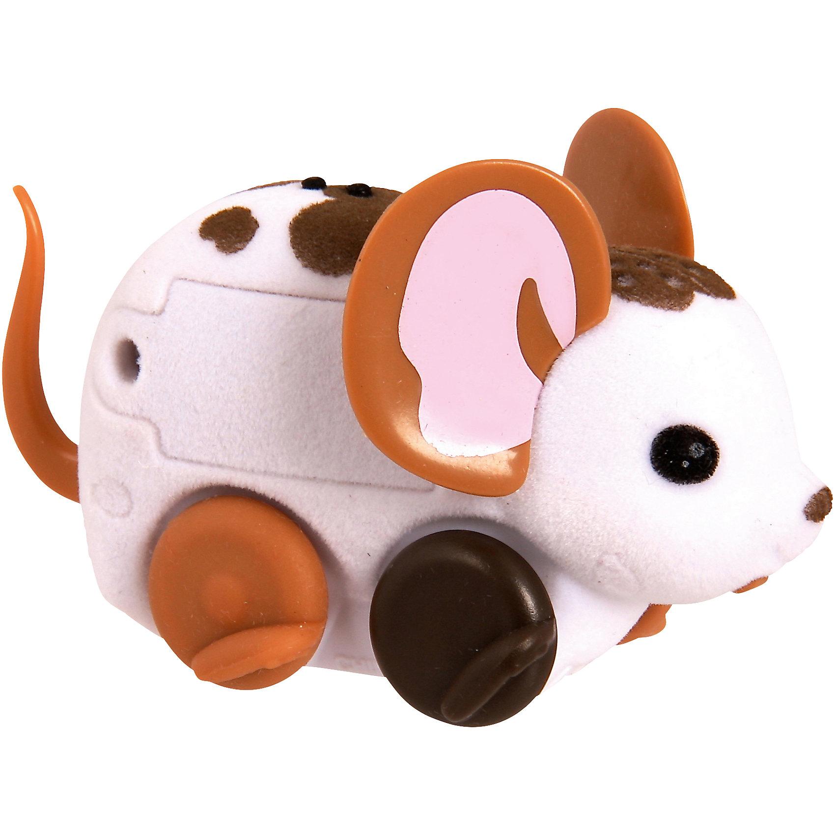 Интерактивная мышка Little Live Pets, белая, MooseИнтерактивные животные<br>Интерактивная мышка Little Live Pets, Moose мягкая, как настоящая мышка. Она умеет быстро двигаться и крутиться. Сенсор на спине позволяет включить игрушку с помощью поглаживания, если мышка заснула. Кнопка включения расположена в области ротика. Такая замечательная мышка обязательно вызовет интерес у малыша!<br><br>Дополнительная информация:<br>Материал: пластик, флок<br>Цвет: белый<br>Батарейки: AG13 (LR44) (входят в комплект)<br><br>Интерактивную мышку Little Live Pets, Moose вы можете приобрести в нашем интернет-магазине.<br><br>Ширина мм: 224<br>Глубина мм: 159<br>Высота мм: 50<br>Вес г: 81<br>Возраст от месяцев: 60<br>Возраст до месяцев: 108<br>Пол: Женский<br>Возраст: Детский<br>SKU: 4898562
