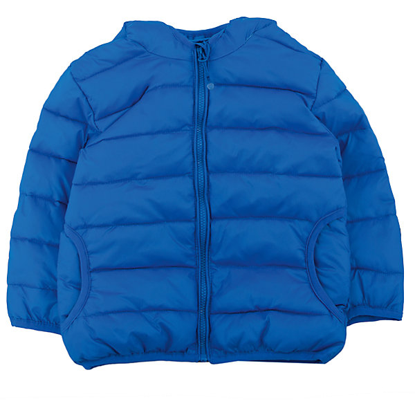 Куртка для мальчика PlayTodayВерхняя одежда<br>Куртка для мальчика от известного бренда PlayToday.<br>Яркая стеганая куртка для мальчика. Внутри уютная хлопковая подкладка. Застегивается на молнию с защитой подбородка и фигурным пуллером. Капюшон, рукава и низ на мягкой резиночке.<br>Состав:<br>Верх: 100% нейлон, подкладка: 65% хлопок, 35% полиэстер, Утеплитель: 100% полиэстер, 120 г/м2<br><br>Ширина мм: 157<br>Глубина мм: 13<br>Высота мм: 119<br>Вес г: 200<br>Цвет: синий<br>Возраст от месяцев: 6<br>Возраст до месяцев: 9<br>Пол: Мужской<br>Возраст: Детский<br>Размер: 74,86,80,92<br>SKU: 4900359
