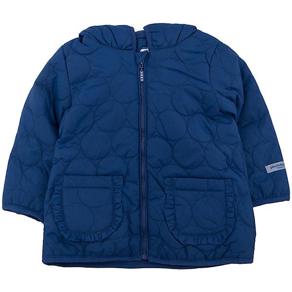Куртка для девочки PlayTodayВерхняя одежда<br>Куртка для девочки от известного бренда PlayToday.<br>Мягкая хлопковая футболка с длинными рукавами. Украшена сердечком из блестящего глиттера. Удобно застегивается на кнопки на плече, чтобы ее легко было надевать.<br>Состав:<br>Верх: 100% полиэстер, подкладка: 60% хлопок, 40% полиэстер, наполнитель: 100% полиэстер, 100 г/м2<br><br>Ширина мм: 157<br>Глубина мм: 13<br>Высота мм: 119<br>Вес г: 200<br>Цвет: розовый<br>Возраст от месяцев: 6<br>Возраст до месяцев: 9<br>Пол: Женский<br>Возраст: Детский<br>Размер: 74,86,80,92<br>SKU: 4900519