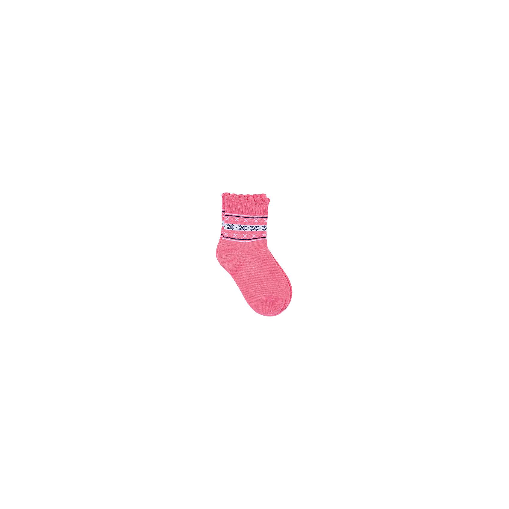 Носки для девочки PlayTodayНоски для девочки от известного бренда PlayToday.<br>Уютные хлопковые носочки. Верх на мягкой резинке.<br>Состав:<br>75% хлопок, 22% нейлон, 3% эластан<br><br>Ширина мм: 87<br>Глубина мм: 10<br>Высота мм: 105<br>Вес г: 115<br>Цвет: розовый<br>Возраст от месяцев: 12<br>Возраст до месяцев: 18<br>Пол: Женский<br>Возраст: Детский<br>Размер: 11,12<br>SKU: 4900670