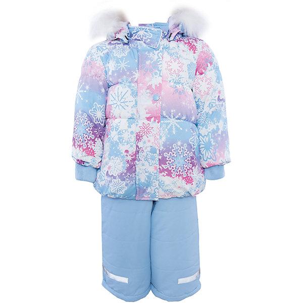 Комплект: куртка и полукомбинезон для девочки PlayTodayКомплекты<br>Комплект: куртка и полукомбинезон для девочки от известного бренда PlayToday.<br>Уютный и теплый комплект из куртки и полукомбинезона.<br>Куртка украшена принтом с нежными цветными снежинками. Внутри мягкая велюровая подкладка. Застегивается на молнию, есть ветрозащитная планка на молнии, как на спортивной одежде. Внизу есть специальная вставка на резинке, пристегнув которую вы надежно защитите малыша от снега. И капюшон, и мех удобно отстегиваются. Воротник на липучке. Рукава и низ на резинке. Есть два функциональных кармашка.<br>Полукомбинезон нежно-голубого цвета. Бретели регул<br>Состав:<br>Верх: 100% полиэстер, подкладка: 80% хлопок, 20% полиэстер, Утеплитель 100% полиэстер, 300 г/м2<br><br>Ширина мм: 157<br>Глубина мм: 13<br>Высота мм: 119<br>Вес г: 200<br>Цвет: белый<br>Возраст от месяцев: 6<br>Возраст до месяцев: 9<br>Пол: Женский<br>Возраст: Детский<br>Размер: 74,86,92,80<br>SKU: 4900706