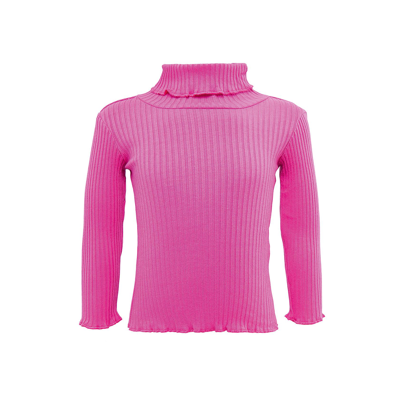 Водолазка для девочки PlayTodayВодолазка для девочки от известного бренда PlayToday.<br>Уютная хлопковая водолазка с длинными рукавами и высоким воротничком. Садится идеально по фигуре ребенка, сочетается с любой одеждой.<br>Состав:<br>100% хлопок<br><br>Ширина мм: 157<br>Глубина мм: 13<br>Высота мм: 119<br>Вес г: 200<br>Цвет: малиновый<br>Возраст от месяцев: 12<br>Возраст до месяцев: 18<br>Пол: Женский<br>Возраст: Детский<br>Размер: 86,74,80,92<br>SKU: 4900796