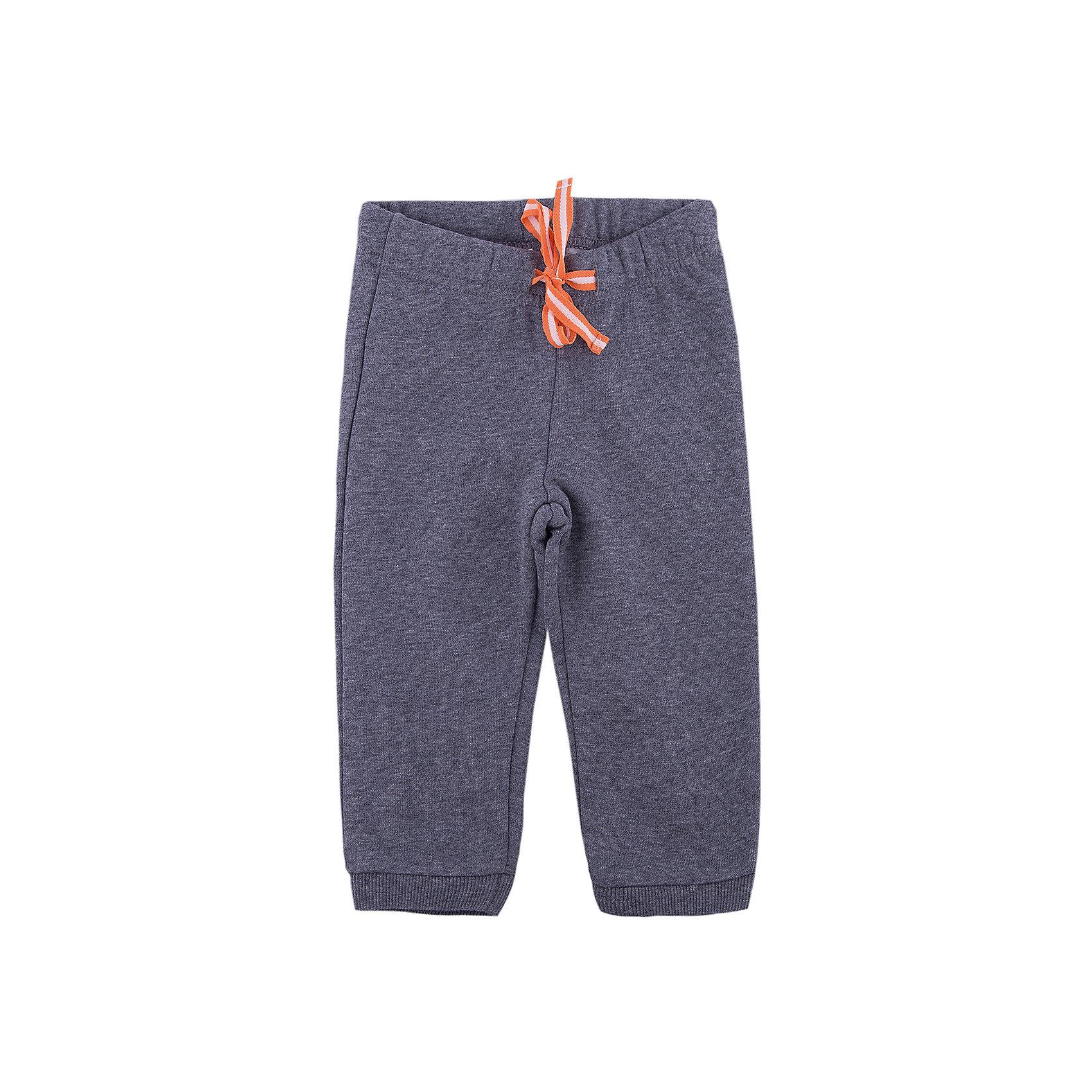 Брюки для мальчика PlayTodayДжинсы и брючки<br>Брюки для мальчика от известного бренда PlayToday.<br>Стильные теплые брюки из футера с начесом. Низ штанишек и пояс на резинке, дополнительно регулируется цветной тесьмой.<br>Состав:<br>80% хлопок, 20% полиэстер<br><br>Ширина мм: 157<br>Глубина мм: 13<br>Высота мм: 119<br>Вес г: 200<br>Цвет: серый<br>Возраст от месяцев: 12<br>Возраст до месяцев: 15<br>Пол: Мужской<br>Возраст: Детский<br>Размер: 80,74,92,86<br>SKU: 4900926