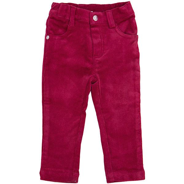 Брюки для мальчика PlayTodayПолзунки и штанишки<br>Брюки для мальчика от известного бренда PlayToday.<br>Стильные вельветовые брюки зауженного кроя. Застегиваются на молнию и пуговицу. Есть 4 функциональных кармана.<br>Состав:<br>98% хлопок, 2% эластан<br><br>Ширина мм: 157<br>Глубина мм: 13<br>Высота мм: 119<br>Вес г: 200<br>Цвет: бордовый<br>Возраст от месяцев: 6<br>Возраст до месяцев: 9<br>Пол: Мужской<br>Возраст: Детский<br>Размер: 74,80,86,92<br>SKU: 4900936