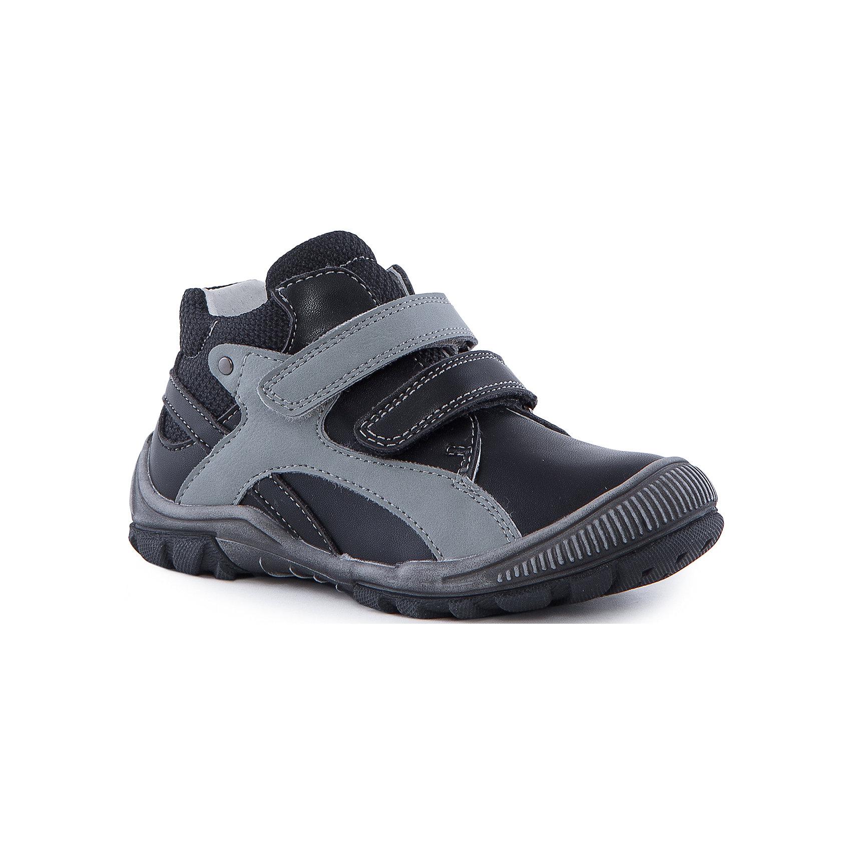 Ботинки для мальчика PlayTodayОбувь для малышей<br>Ботинки для мальчика от известного бренда PlayToday.<br>Стильные полуботинки для мальчика. Внутри мягкая полуортопедическая стелька и подкладка с содержанием 80% шерсти. Высокая гибкая подошва с рифлением не скользит. Наполненная носочная часть способствует правильному формированию стопы. Удобно застегивается на липучки.<br>Состав:<br>100% Искусственная кожа<br><br>Ширина мм: 262<br>Глубина мм: 176<br>Высота мм: 97<br>Вес г: 427<br>Цвет: белый<br>Возраст от месяцев: 9<br>Возраст до месяцев: 12<br>Пол: Мужской<br>Возраст: Детский<br>Размер: 20,25,21,22,23,24<br>SKU: 4901191