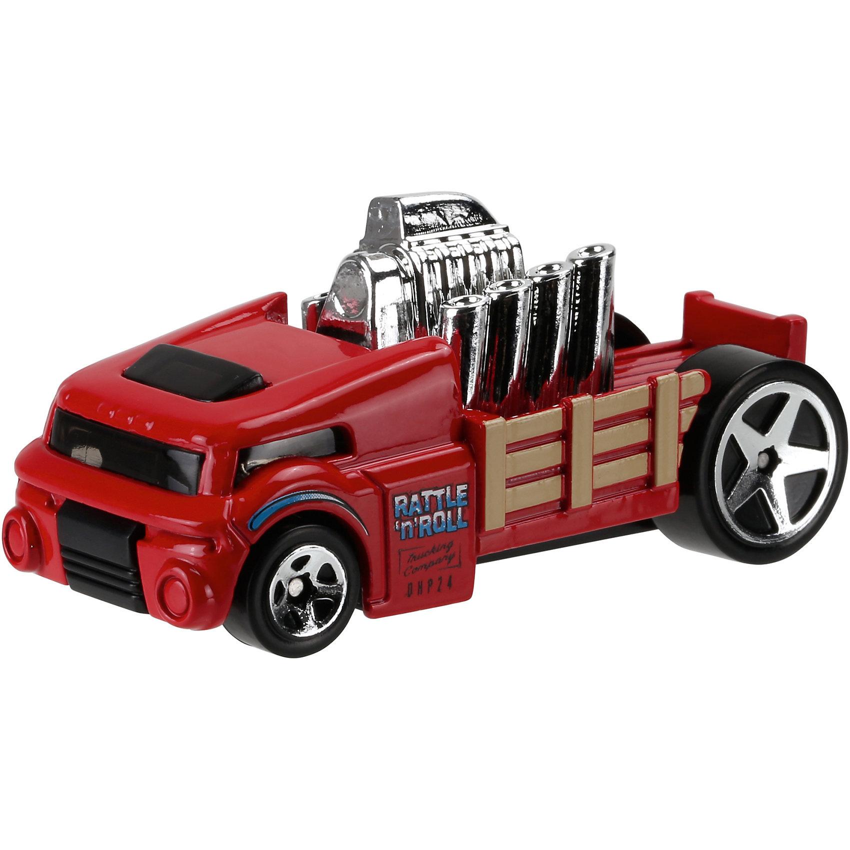 Машинка Hot Wheels из базовой коллекцииМашинки<br>Машинка Hot Wheels из базовой коллекции – высококачественная масштабная модель машины, имеющая неординарный, радикальный дизайн. <br><br>В упаковке 1 машинка,  машинки тематически обусловлены от фантазийных, спасательных до экстремальных и просто скоростных машин. <br><br>Соберите свою коллекцию машинок Hot Wheels!<br><br>Дополнительная информация: <br><br>Машинка стандартного размера Hot Wheels<br>Размер упаковки: 11 х 10,5 х 3,5 см<br><br>Ширина мм: 110<br>Глубина мм: 45<br>Высота мм: 110<br>Вес г: 30<br>Возраст от месяцев: 36<br>Возраст до месяцев: 96<br>Пол: Мужской<br>Возраст: Детский<br>SKU: 4901458