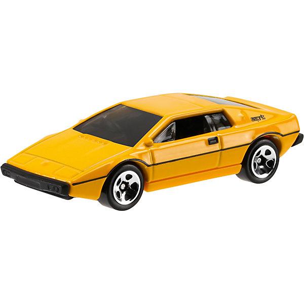 Машинка Hot Wheels из базовой коллекцииМашинки<br>Машинка Hot Wheels из базовой коллекции – высококачественная масштабная модель машины, имеющая неординарный, радикальный дизайн. <br><br>В упаковке 1 машинка,  машинки тематически обусловлены от фантазийных, спасательных до экстремальных и просто скоростных машин. <br><br>Соберите свою коллекцию машинок Hot Wheels!<br><br>Дополнительная информация: <br><br>Машинка стандартного размера Hot Wheels<br>Размер упаковки: 11 х 10,5 х 3,5 см<br><br>Ширина мм: 110<br>Глубина мм: 45<br>Высота мм: 110<br>Вес г: 30<br>Возраст от месяцев: 36<br>Возраст до месяцев: 96<br>Пол: Мужской<br>Возраст: Детский<br>SKU: 4901460