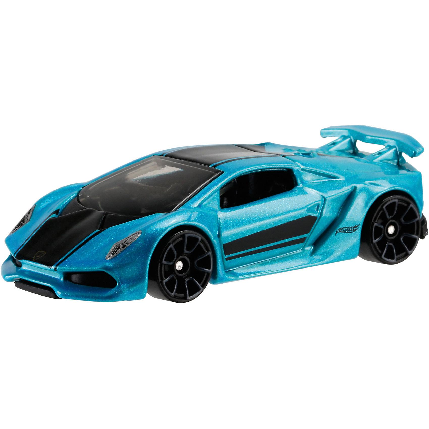Машинка Hot Wheels из базовой коллекцииМашинка Hot Wheels из базовой коллекции – высококачественная масштабная модель машины, имеющая неординарный, радикальный дизайн. <br><br>В упаковке 1 машинка,  машинки тематически обусловлены от фантазийных, спасательных до экстремальных и просто скоростных машин. <br><br>Соберите свою коллекцию машинок Hot Wheels!<br><br>Дополнительная информация: <br><br>Машинка стандартного размера Hot Wheels<br>Размер упаковки: 11 х 10,5 х 3,5 см<br><br>Ширина мм: 110<br>Глубина мм: 45<br>Высота мм: 110<br>Вес г: 30<br>Возраст от месяцев: 36<br>Возраст до месяцев: 96<br>Пол: Мужской<br>Возраст: Детский<br>SKU: 4901461