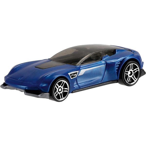 Машинка Hot Wheels из базовой коллекцииМашинки<br>Машинка Hot Wheels из базовой коллекции – высококачественная масштабная модель машины, имеющая неординарный, радикальный дизайн. <br><br>В упаковке 1 машинка,  машинки тематически обусловлены от фантазийных, спасательных до экстремальных и просто скоростных машин. <br><br>Соберите свою коллекцию машинок Hot Wheels!<br><br>Дополнительная информация: <br><br>Машинка стандартного размера Hot Wheels<br>Размер упаковки: 11 х 10,5 х 3,5 см<br>Ширина мм: 110; Глубина мм: 45; Высота мм: 110; Вес г: 30; Возраст от месяцев: 36; Возраст до месяцев: 96; Пол: Мужской; Возраст: Детский; SKU: 4901472;