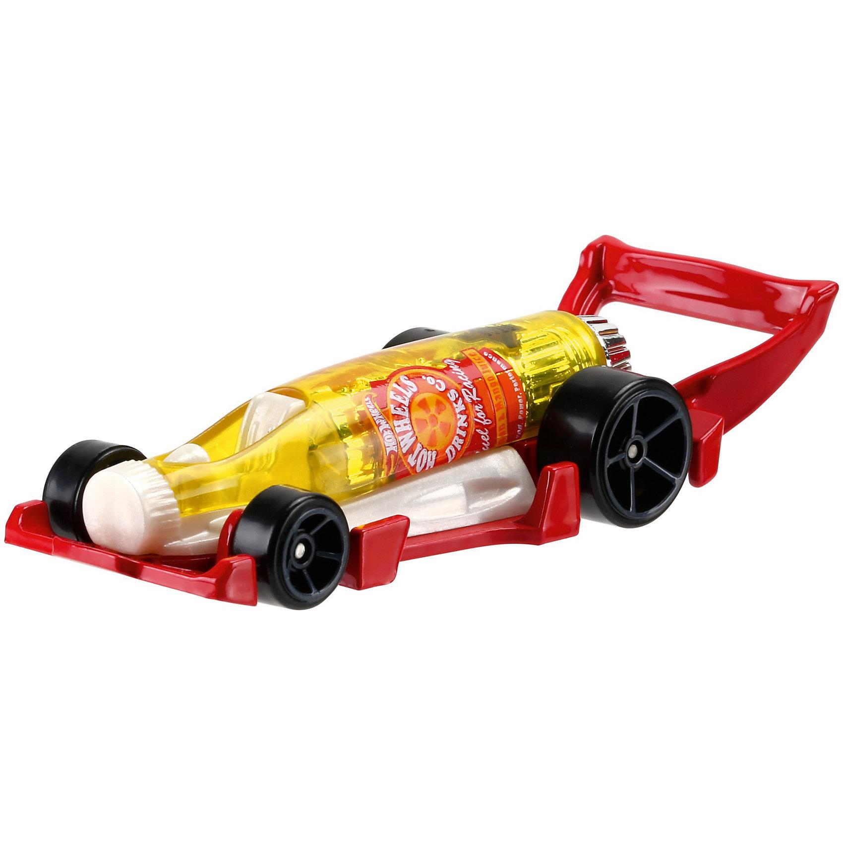 Машинка Hot Wheels из базовой коллекцииМашинка Hot Wheels из базовой коллекции – высококачественная масштабная модель машины, имеющая неординарный, радикальный дизайн. <br><br>В упаковке 1 машинка,  машинки тематически обусловлены от фантазийных, спасательных до экстремальных и просто скоростных машин. <br><br>Соберите свою коллекцию машинок Hot Wheels!<br><br>Дополнительная информация: <br><br>Машинка стандартного размера Hot Wheels<br>Размер упаковки: 11 х 10,5 х 3,5 см<br><br>Ширина мм: 110<br>Глубина мм: 45<br>Высота мм: 110<br>Вес г: 30<br>Возраст от месяцев: 36<br>Возраст до месяцев: 96<br>Пол: Мужской<br>Возраст: Детский<br>SKU: 4901755