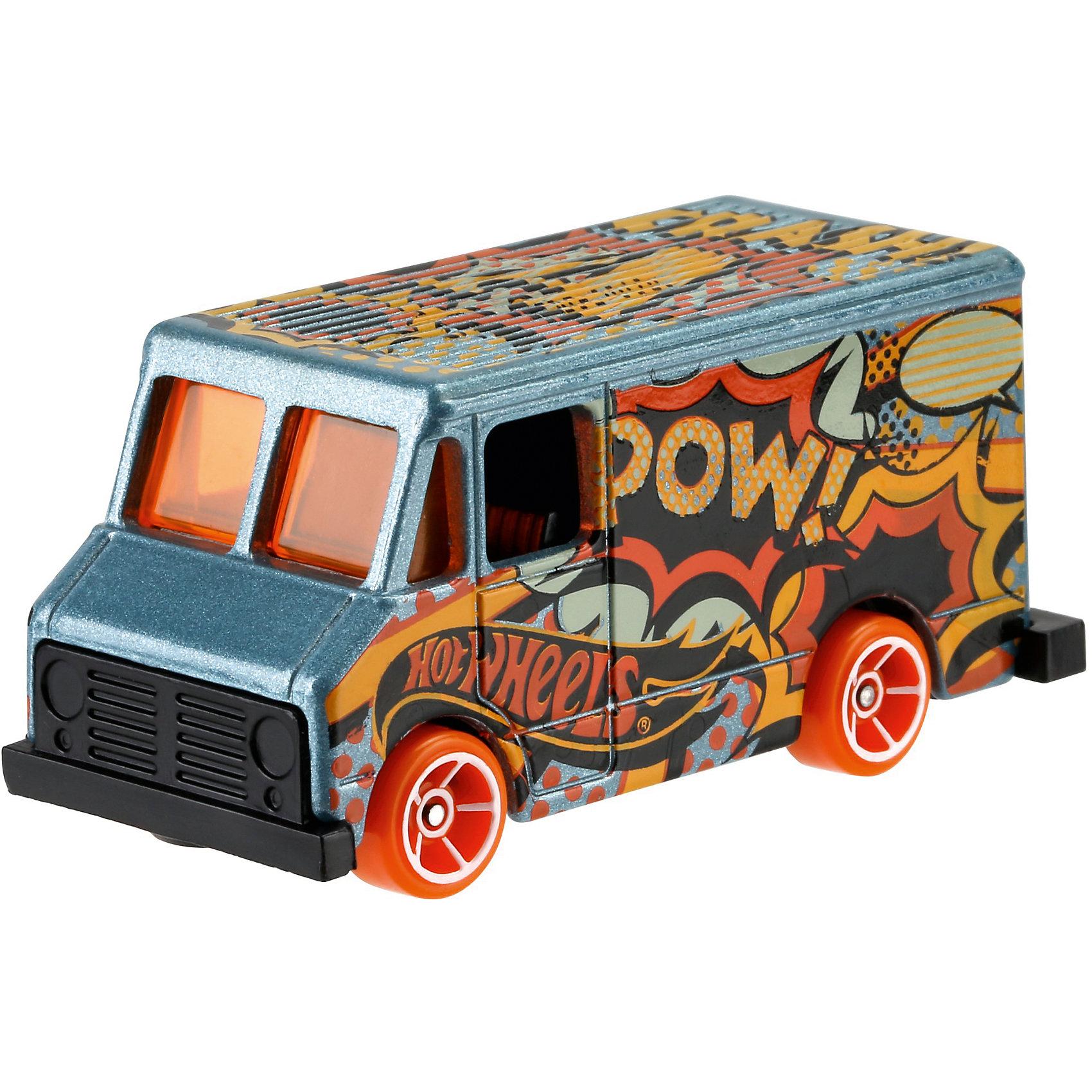 Mattel Машинка Hot Wheels из базовой коллекции arte lamp встраиваемый светильник arte lamp cool ice a8804pl 1wh